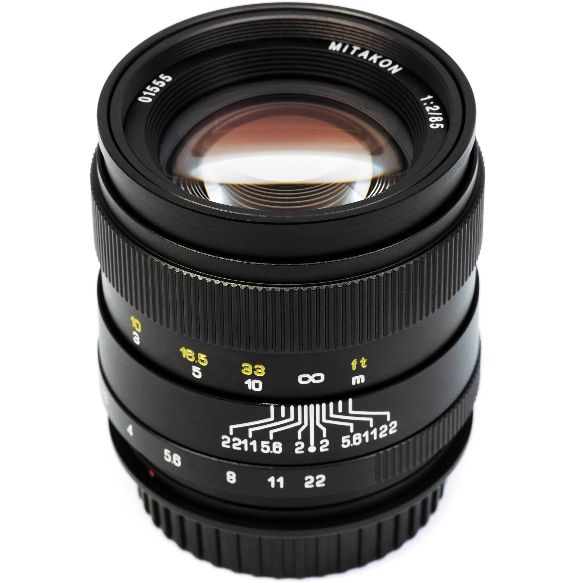 mitakon zhongyi 85mm f 2 lens for pentax k mount mtk85mmbkfpk rh bhphotovideo com pentax manual focus lenses pentax manual lenses list