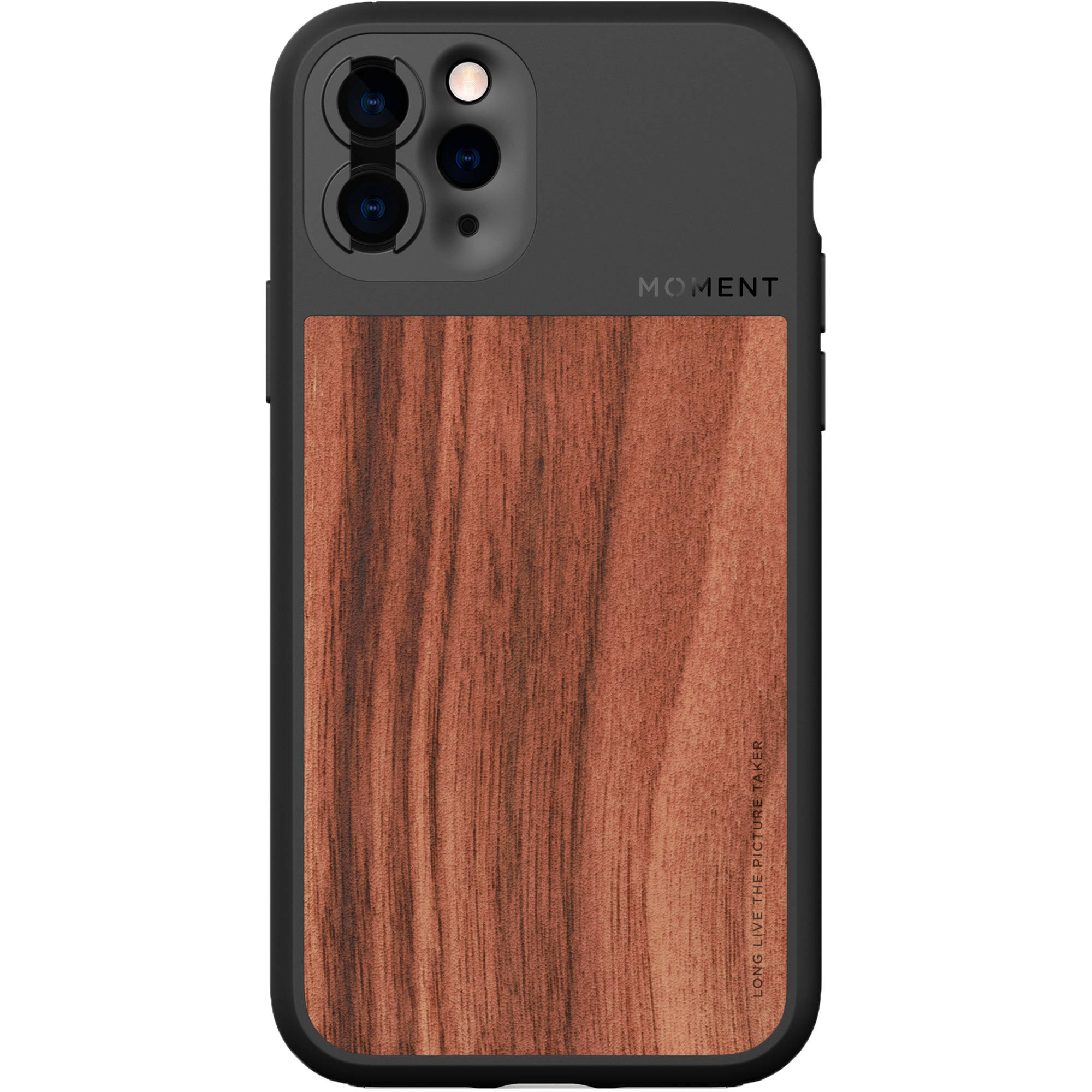 Moment Photo Case for the iPhone 11 Pro Max (Walnut Wood)