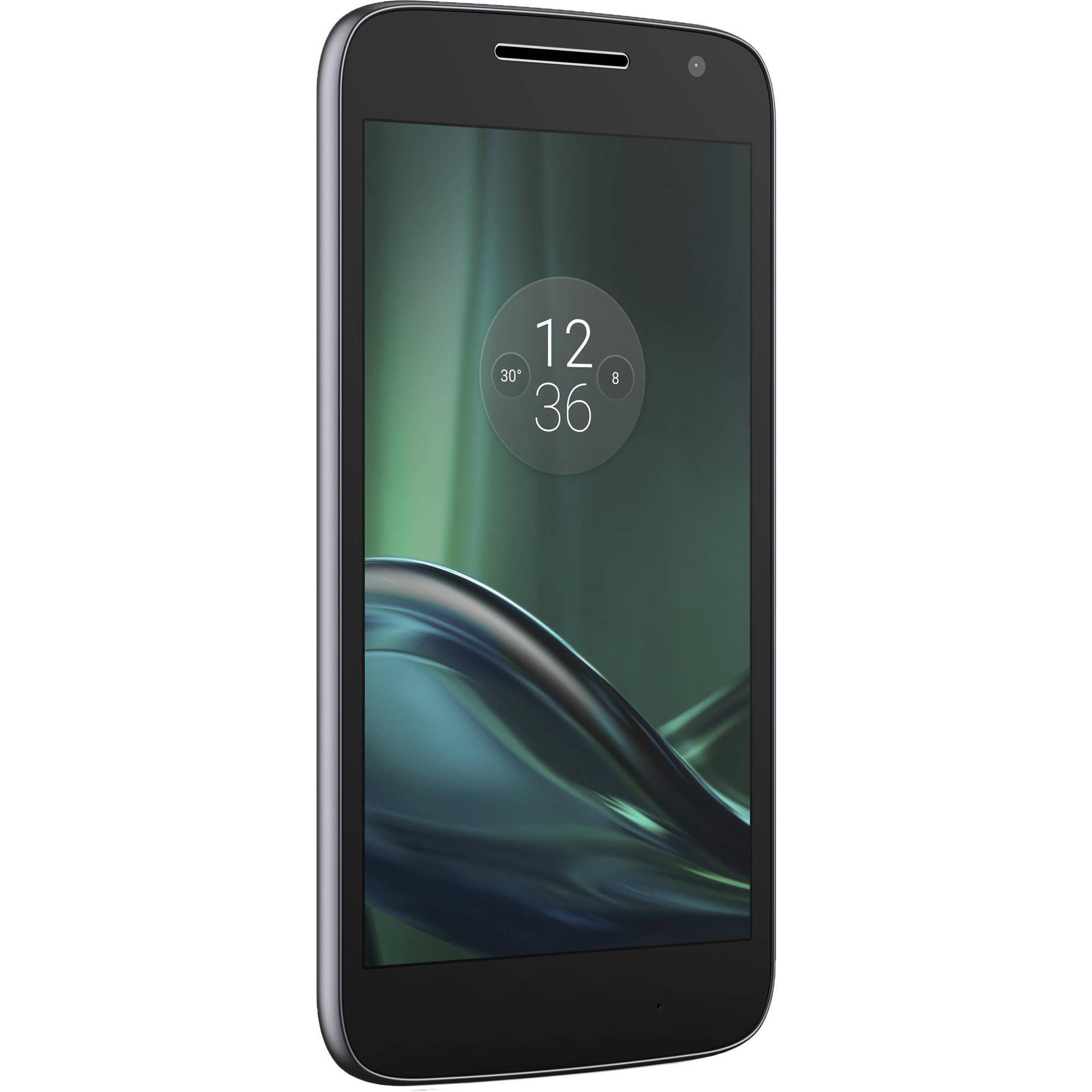 motorola 4th generation. moto g play xt1607 4th gen. 16gb smartphone (unlocked, black) motorola generation e