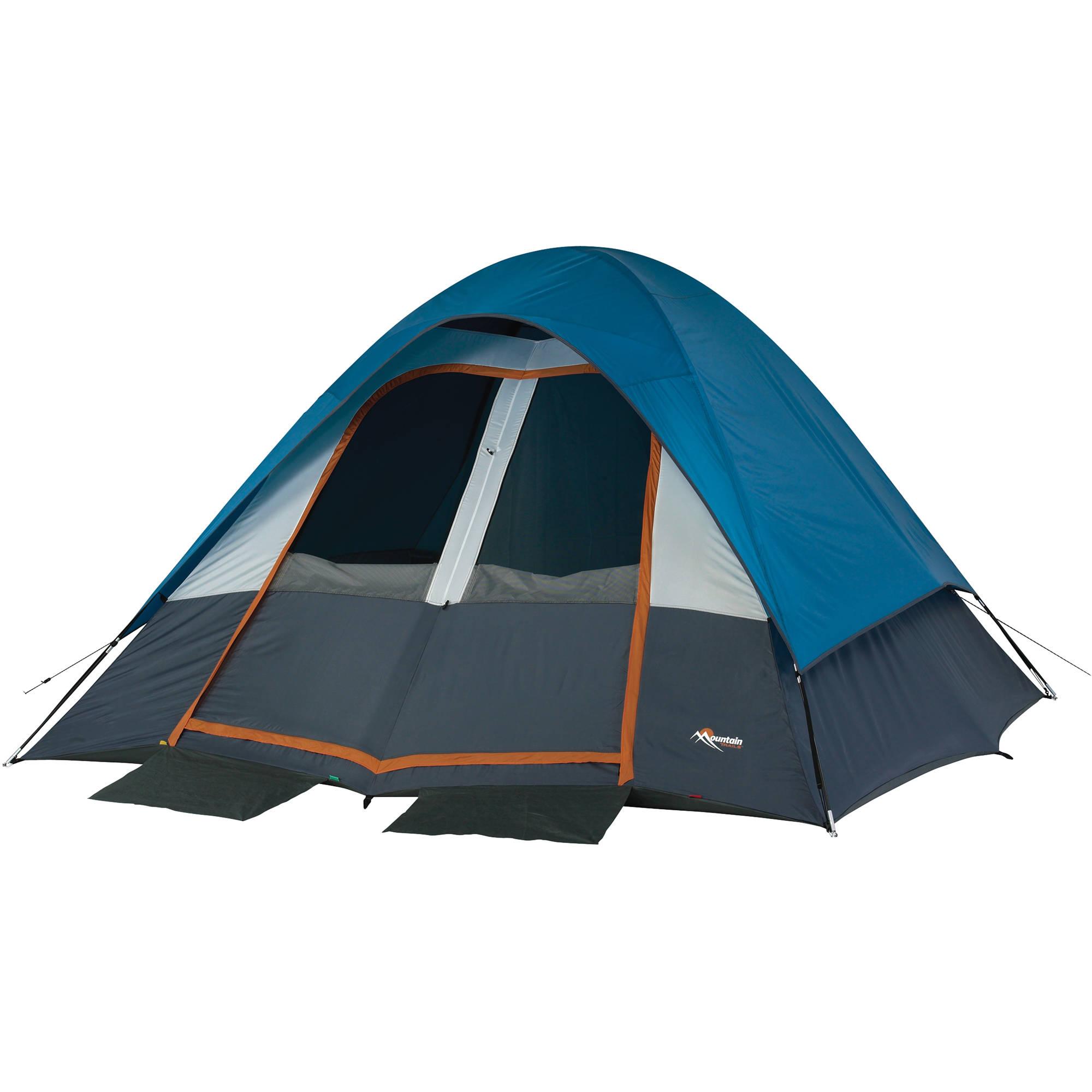 Mountain Trails Salmon River 6-Person Dome Tent  sc 1 st  Bu0026H & Mountain Trails Salmon River 6-Person Dome Tent 36445 Bu0026H Photo