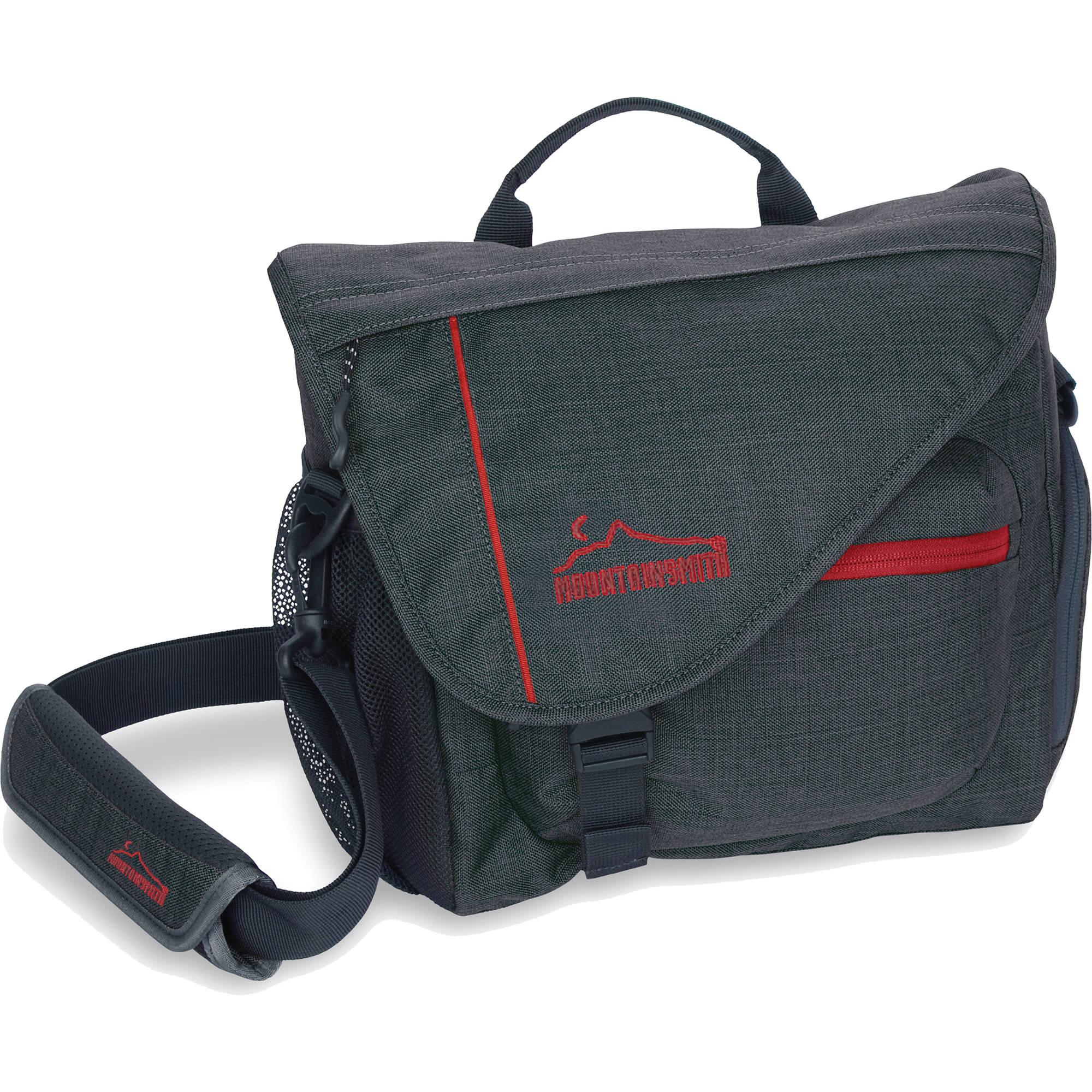 Mountainsmith Rift Messenger Bag Grey