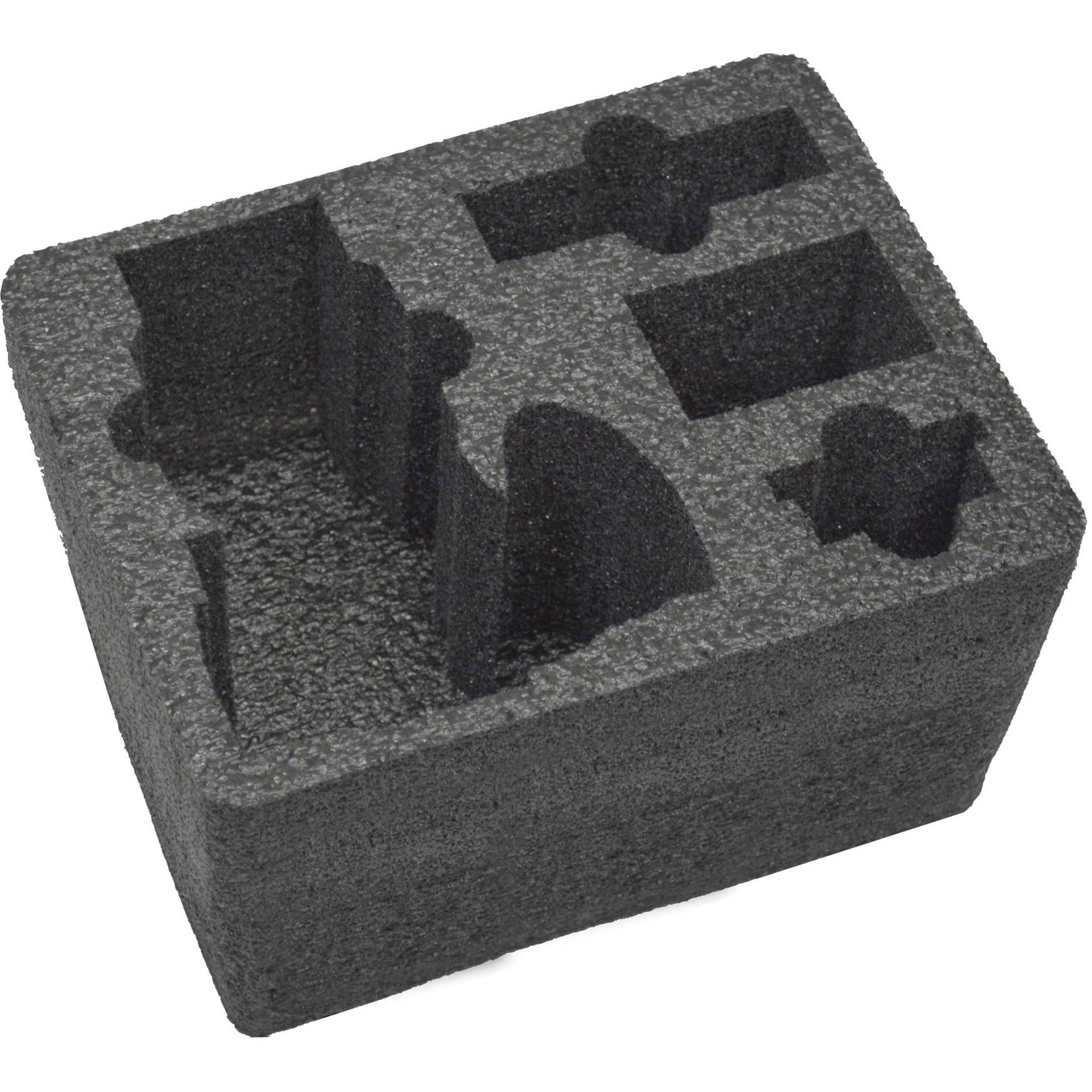 how to make custom foam case inserts