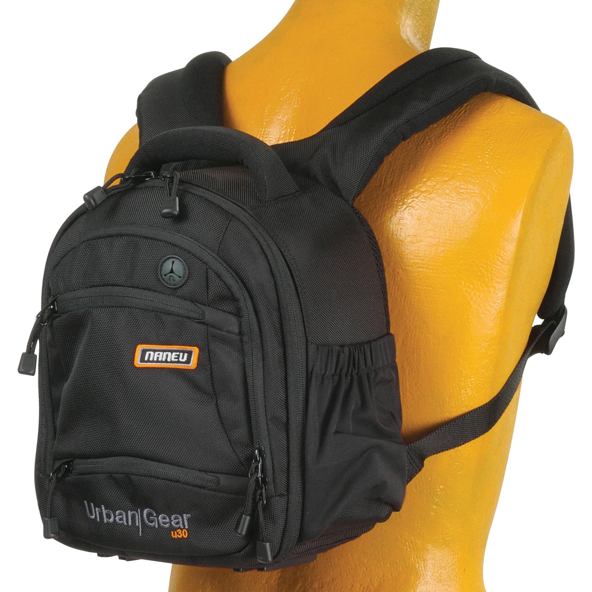 Naneu Urban Series U30n Mini Camera Backpack U30001 B H Photo