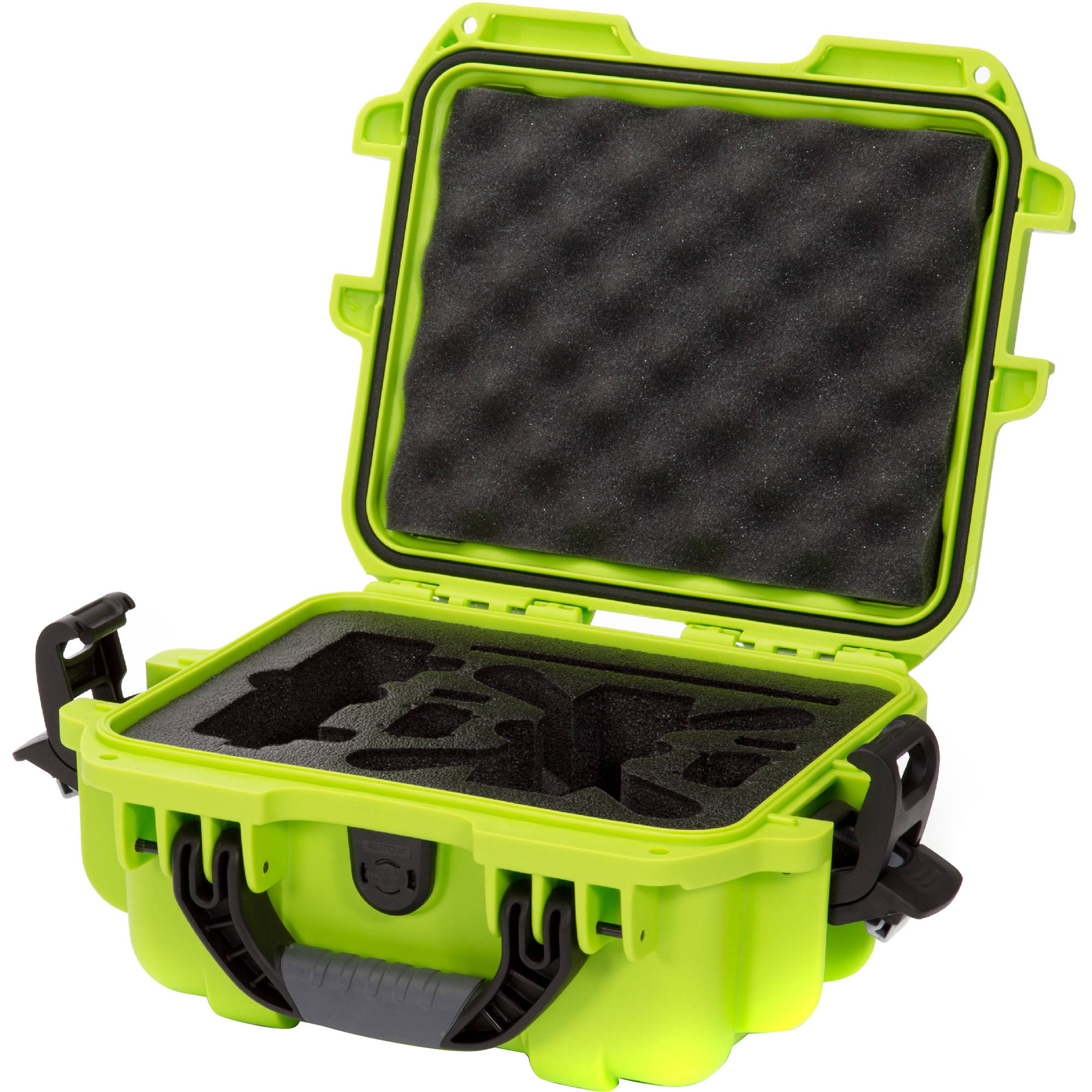 Nanuk 905 Waterproof Hard Case For DJI Spark Lime