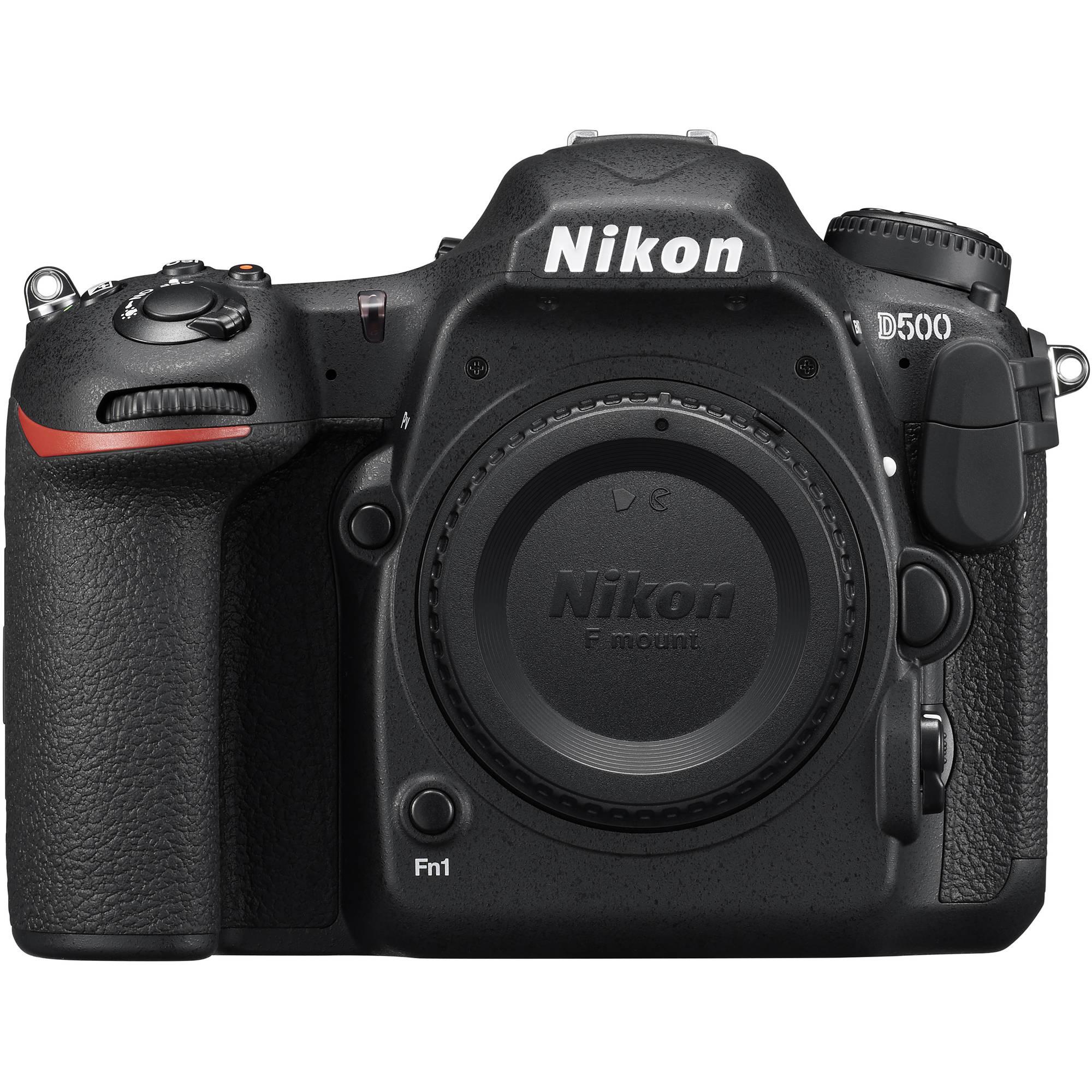 Nikon D500 DSLR Camera (D500 Body) 1559 B&H Photo