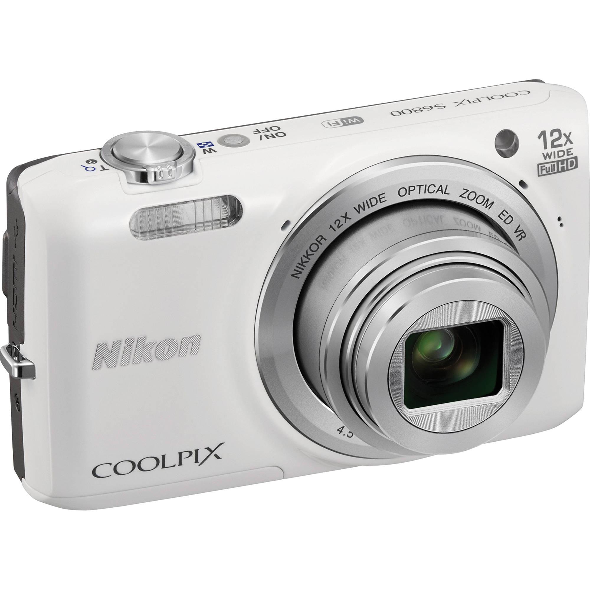 Nikon COOLPIX S6800 Camera Drivers Windows