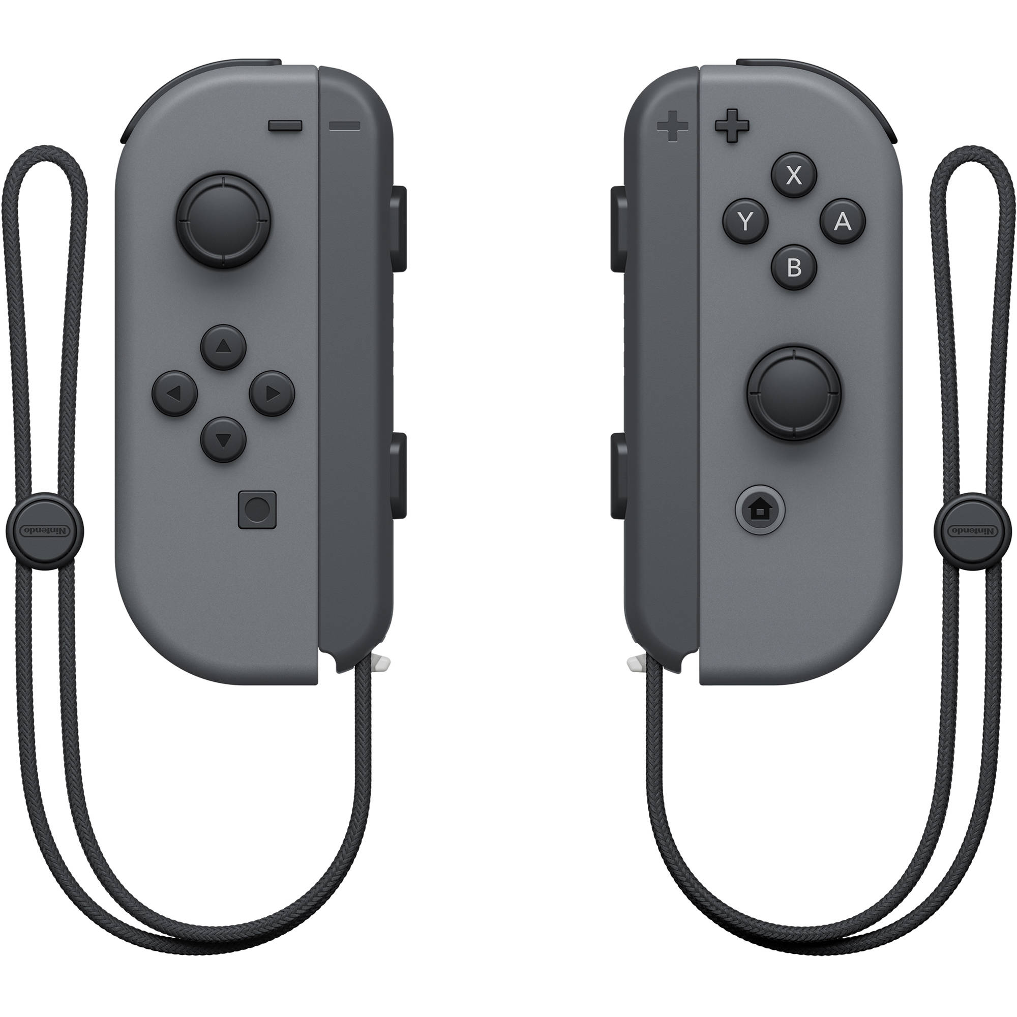 Nintendo Switch Bh Photo Video Grey Bundle 2game 2amiibo Joy Con Controllers Gray