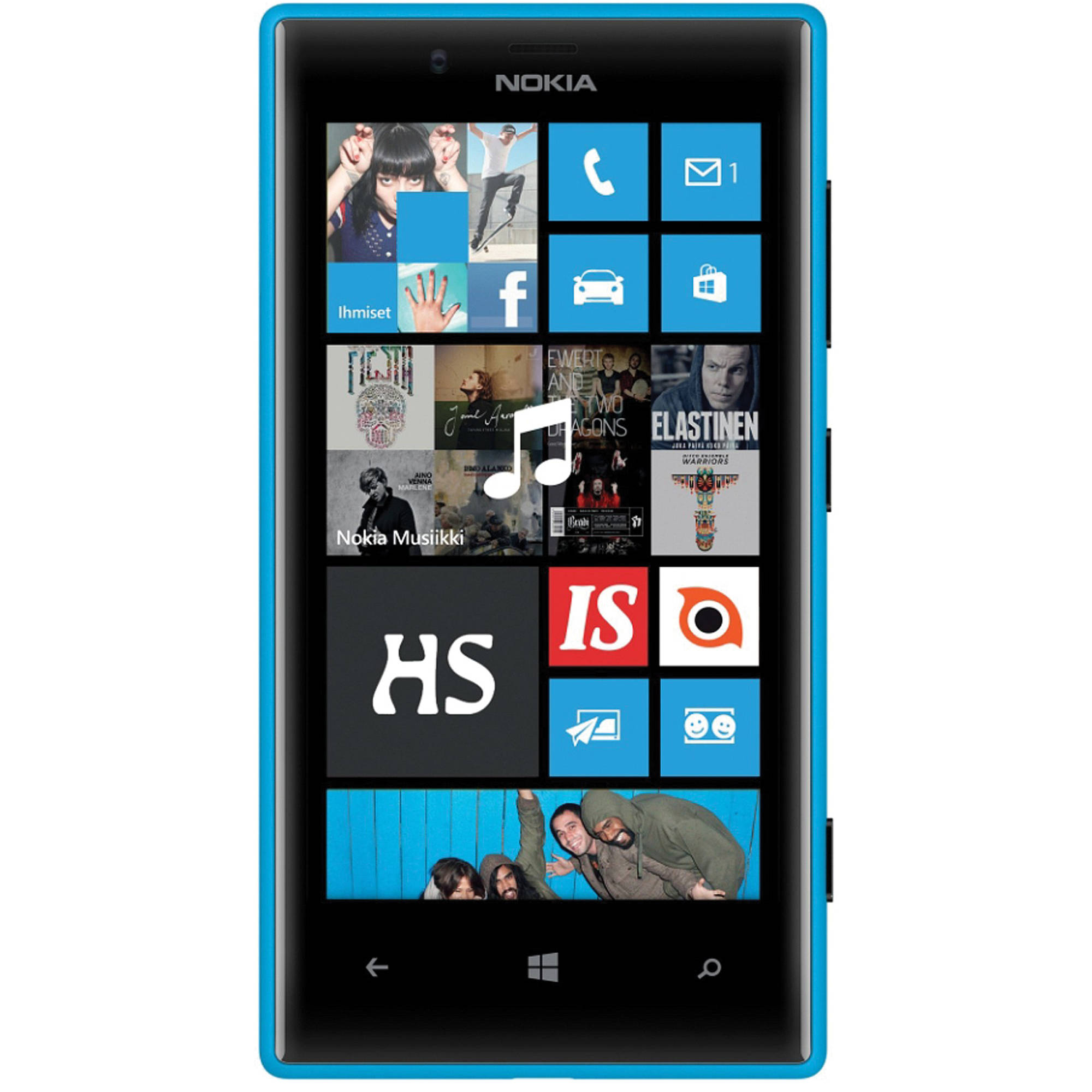 Smartphone Nokia Lumia 720: characteristics, instructions, settings, reviews 63