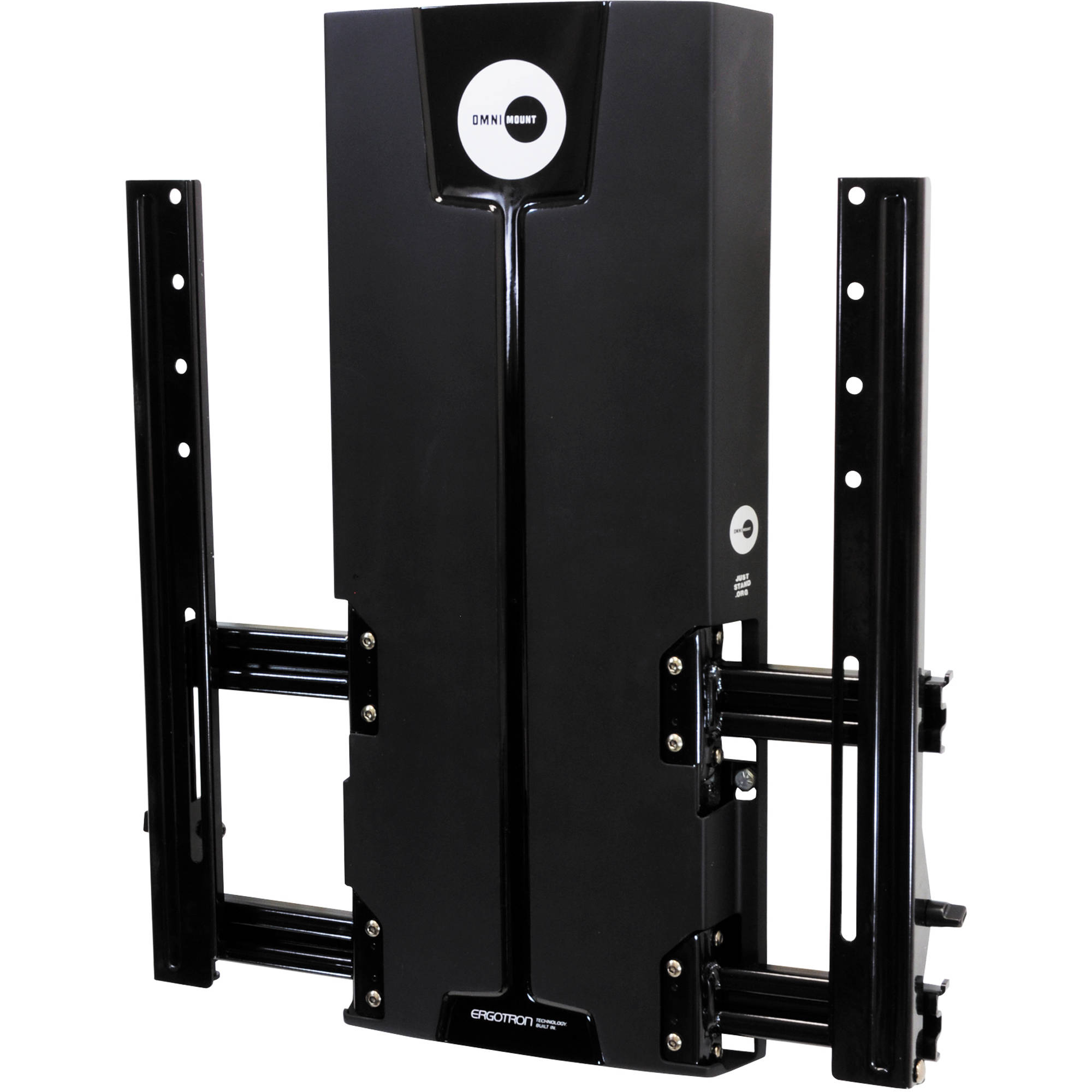 Omnimount Lift50 Wall Mount For 40 50 Tvs Black