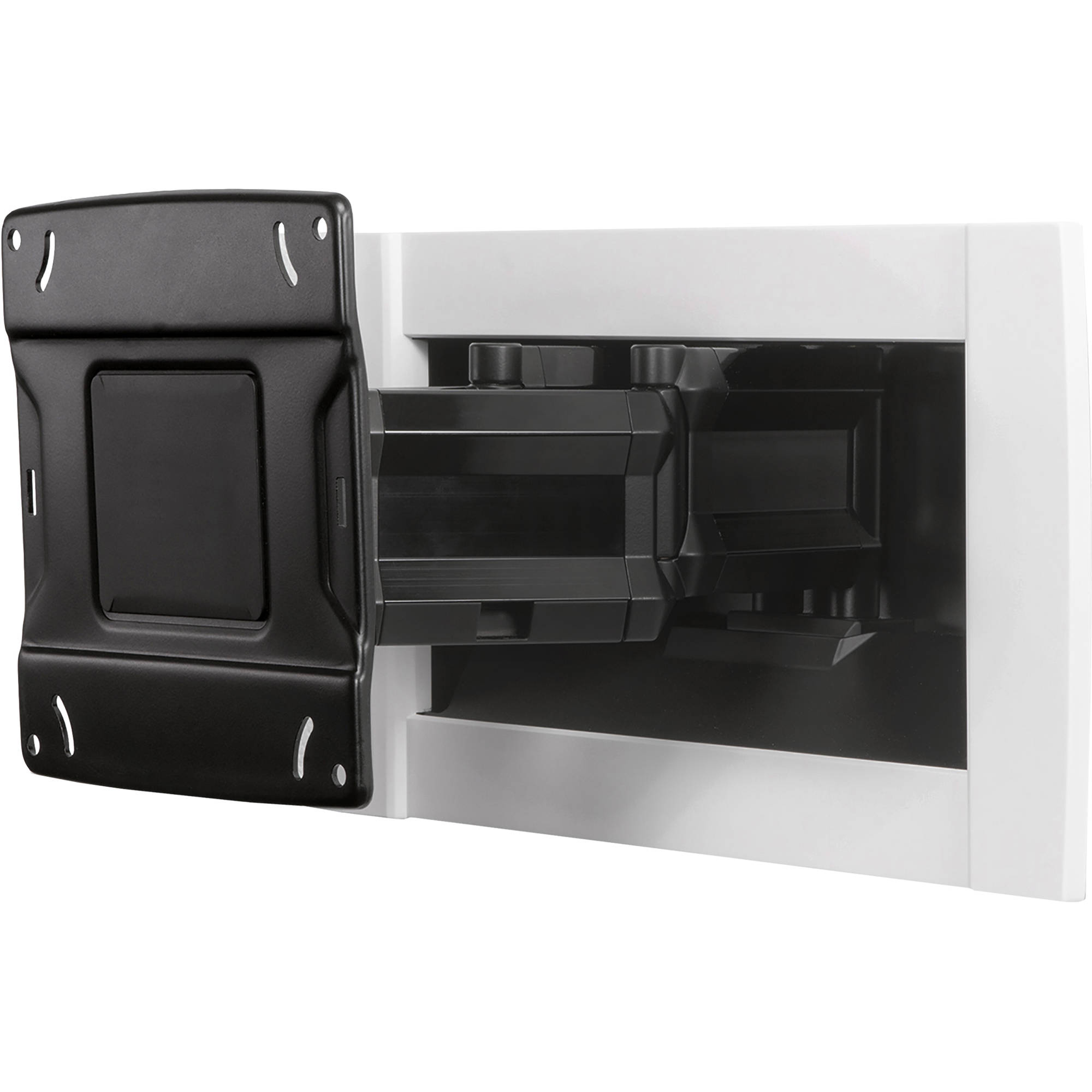 Omnimount Oe120iw Recessed In Wall Mount For 42 To 80 Tvs