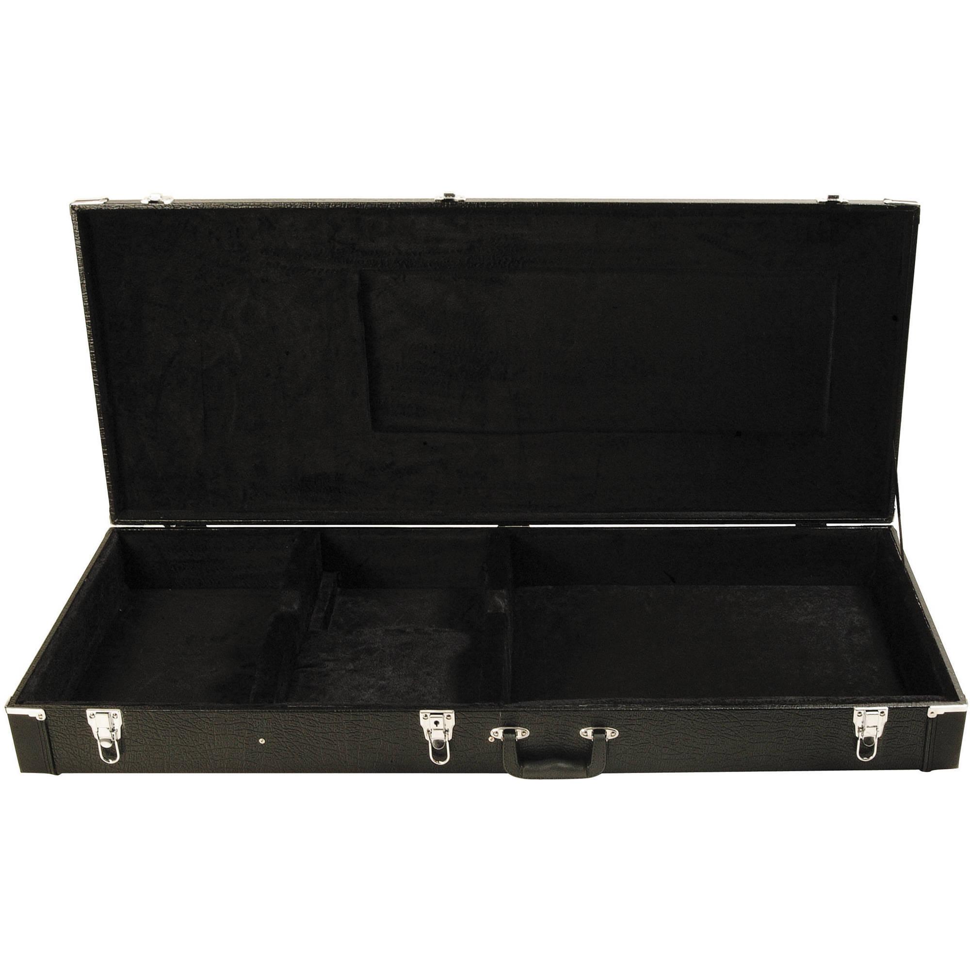 on stage gsfv7000 guitar case for gibson flying v gsfv7000 b h. Black Bedroom Furniture Sets. Home Design Ideas