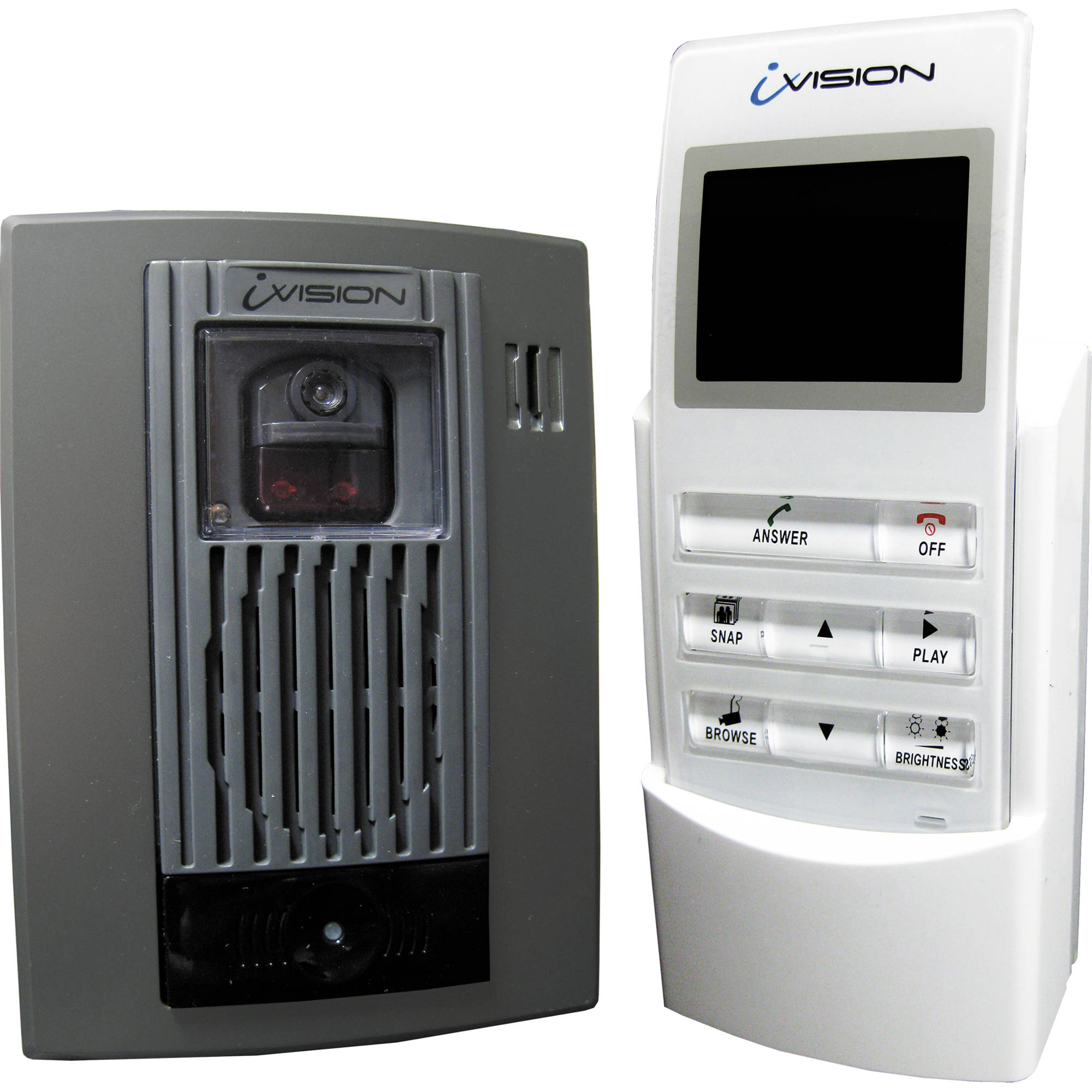 Optex Ivision 2 Way Wireless Video Intercom System I