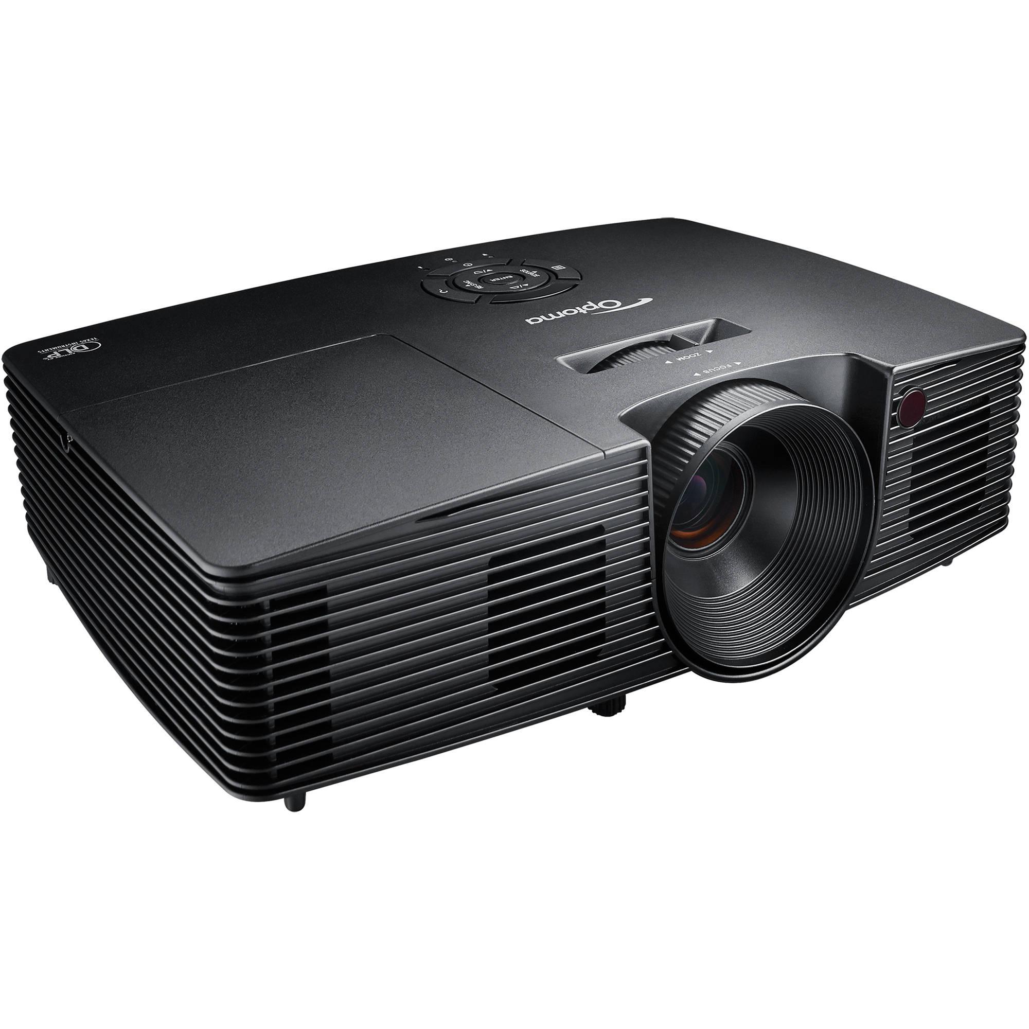 Optoma проектор dw318е