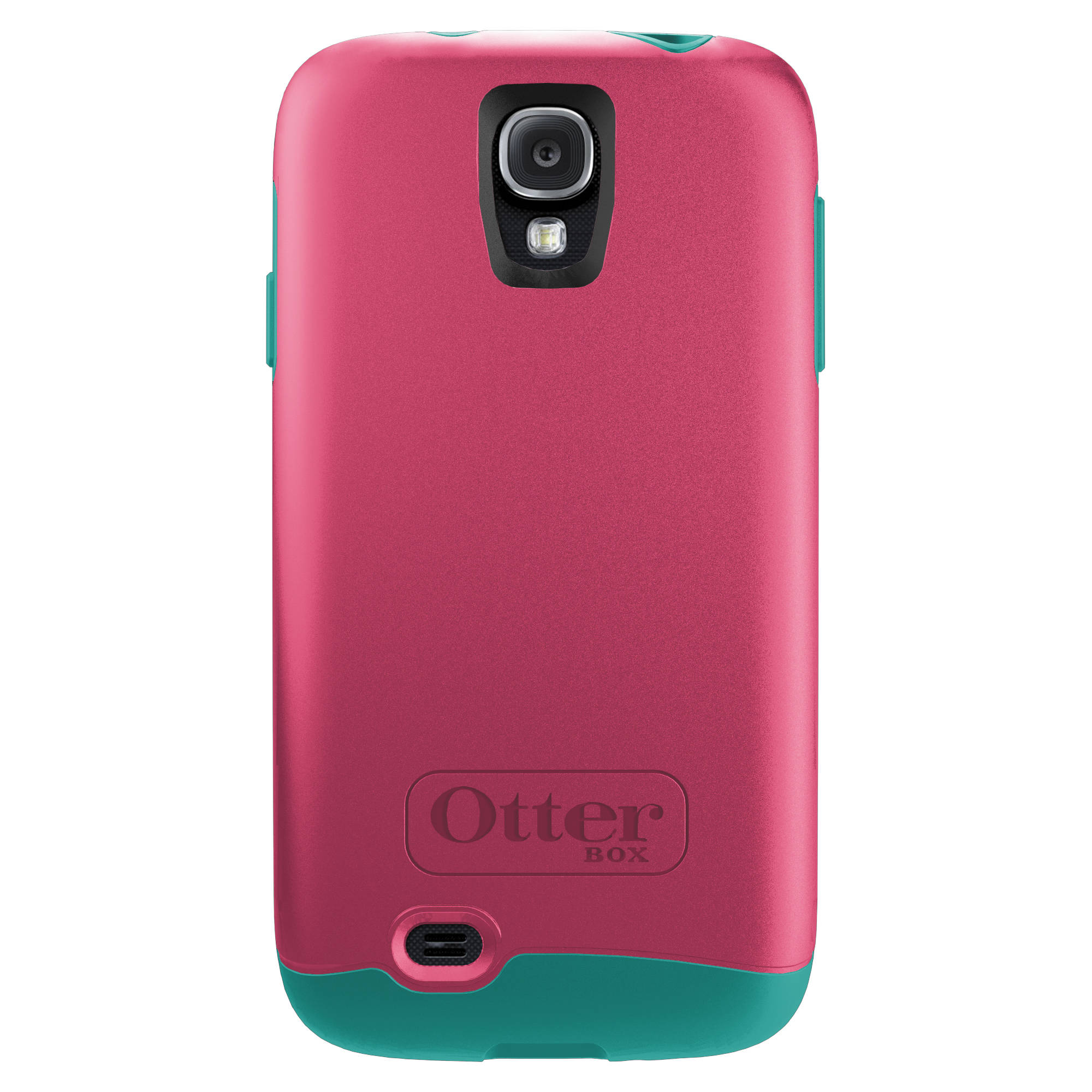 outlet store 7bb3d 6a550 OtterBox Symmetry Series Case for Galaxy S4 (Teal Rose) 77-37351