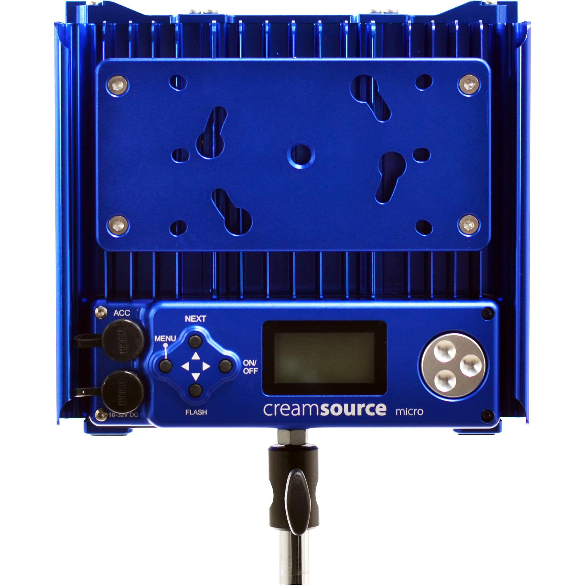 Creamsource Micro+ Bender High CRI Gaffer Kit - Lamp Store
