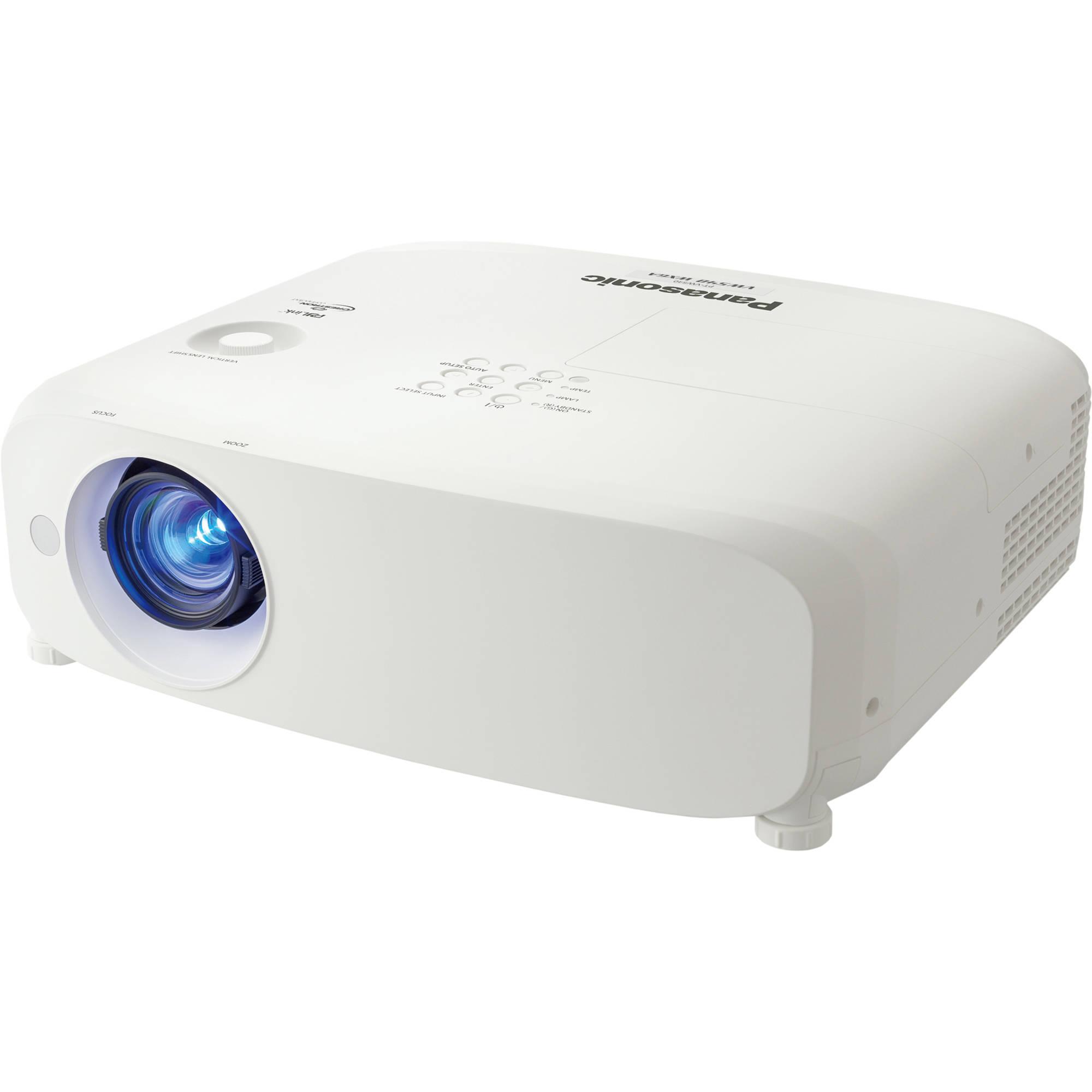 panasonic pt vw540u 5500 lumen wxga 3lcd projector pt vw540u b h rh bhphotovideo com Panasonic Cordless Phone KX-TG155SK User Manual Panasonic TV Manual
