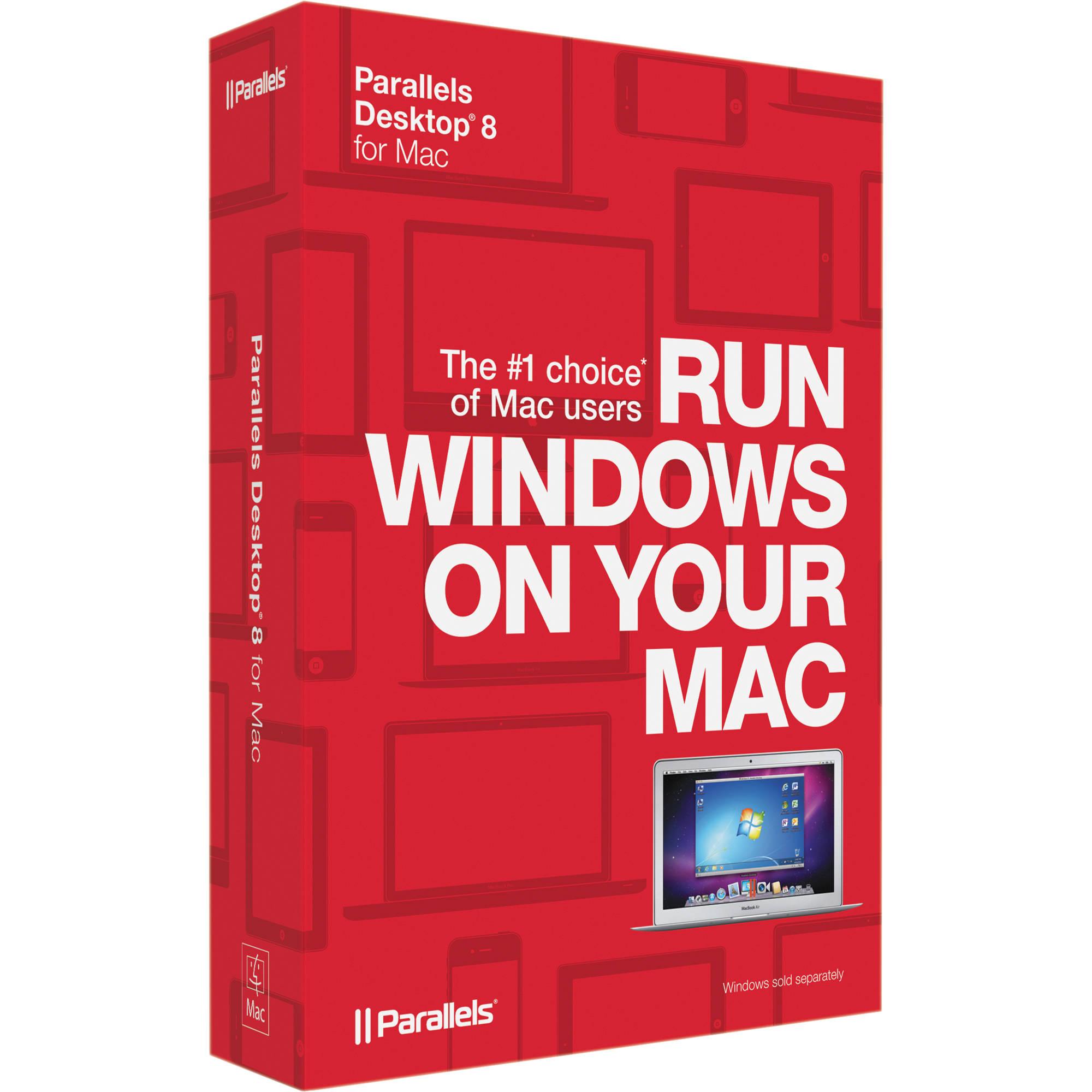 Parallels desktop 8 discount price