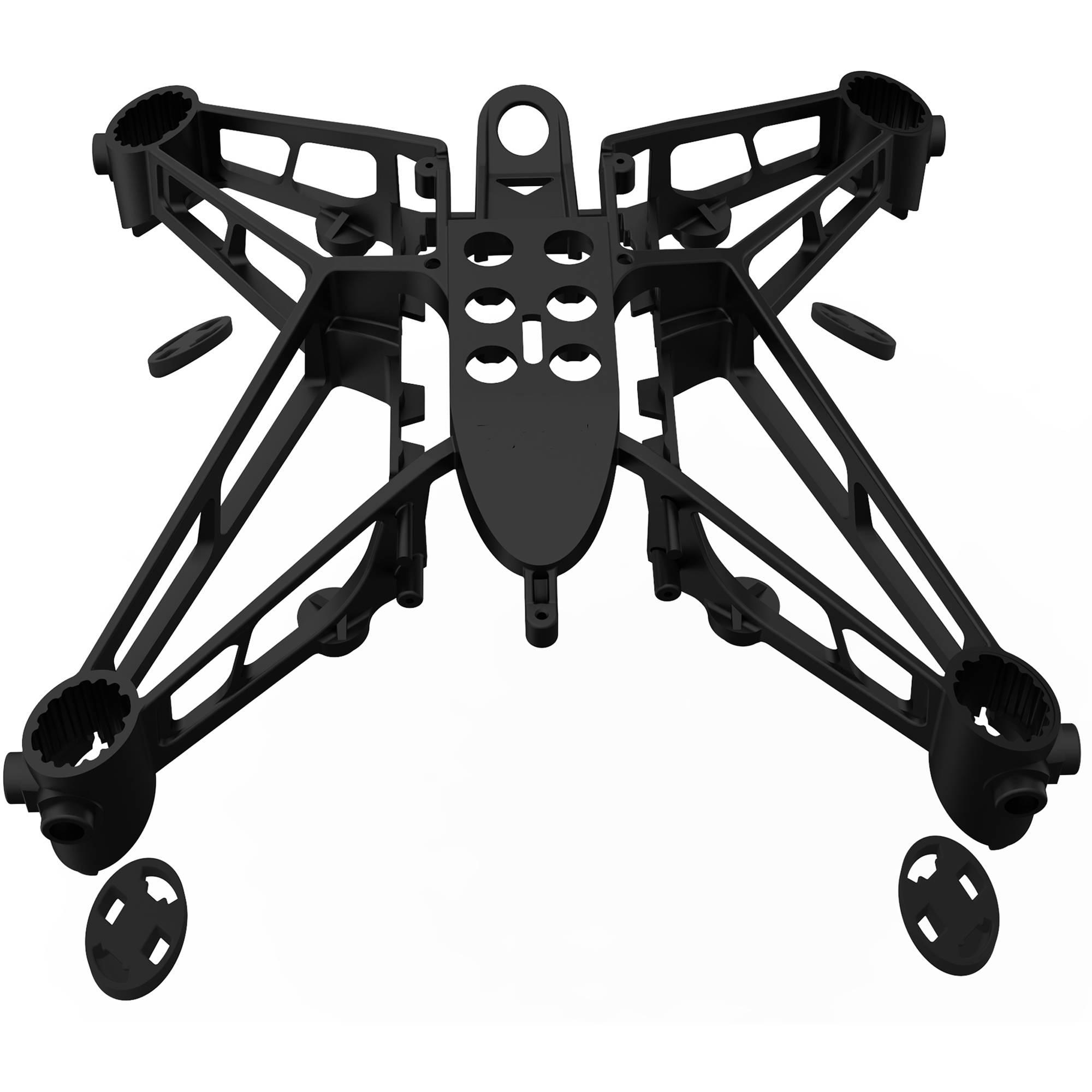 parrot central cross frame for mambo minidrone pf070262 b h  parrot central cross frame for mambo minidrone