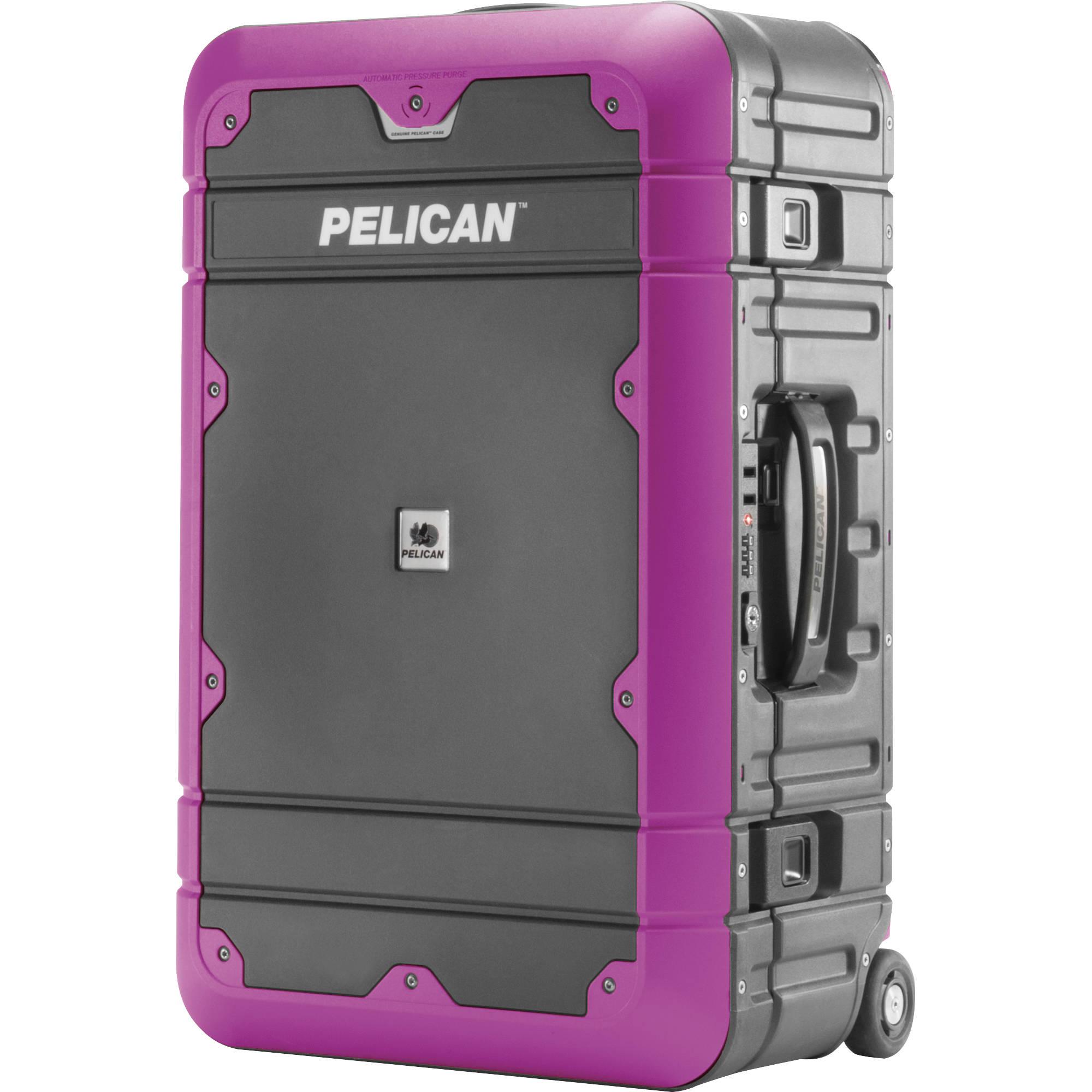 Pelican El22 Elite Carry On Luggage With Enhanced Lg El22 Grypur