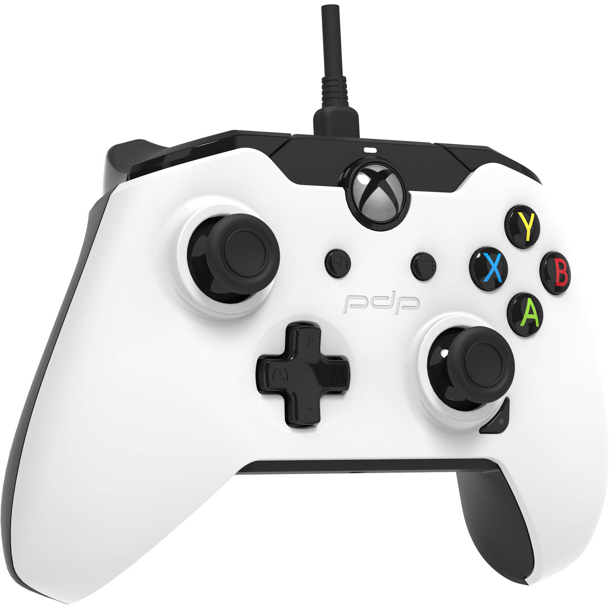 Wired Controller Xbox 1 Trusted Wiring Diagram Usb Performance Designed Products One 048082nawh Bh 360