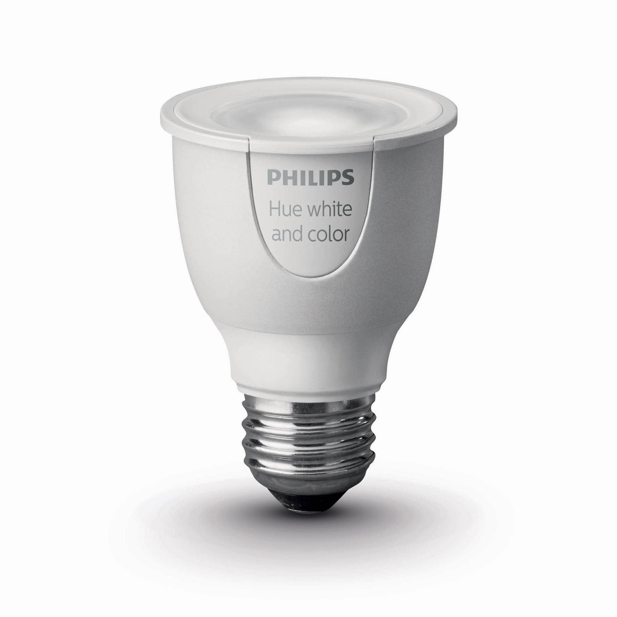 philips hue white and color ambiance par16 single bulb 456673. Black Bedroom Furniture Sets. Home Design Ideas