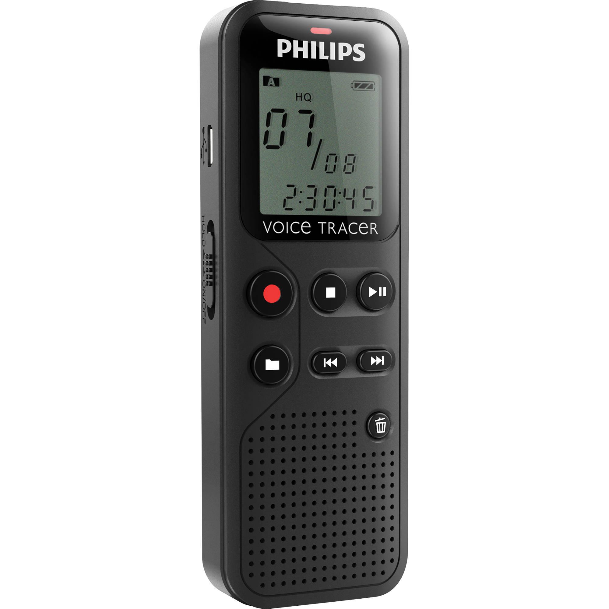 Philips 4gb Voice Tracer 1100 Digital Recorder Dvt1100 00 Bh Free Ongkir Dry Iron Hi 1172