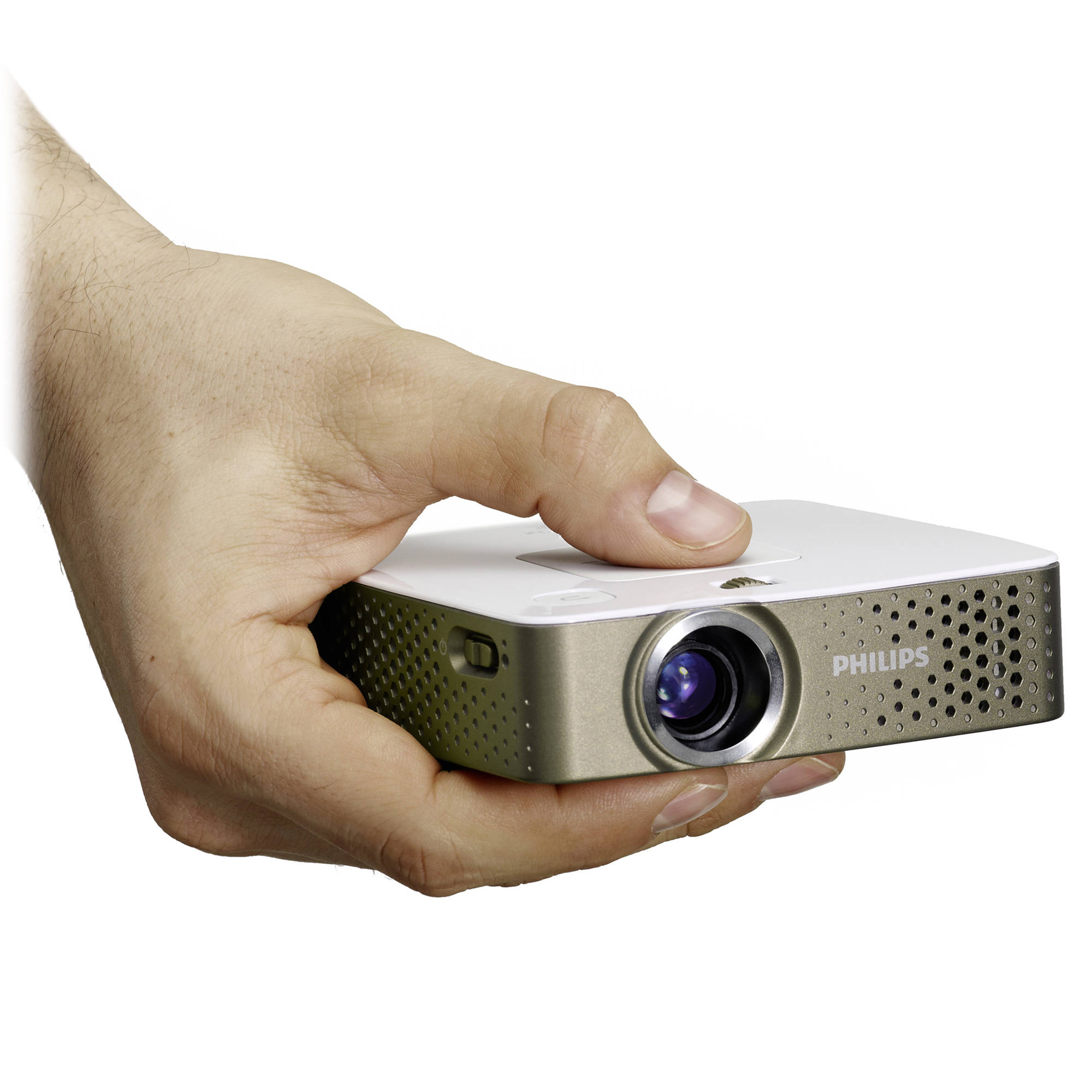 philips picopix ppx3410 f7 100 lumen pocket projector ppx3410