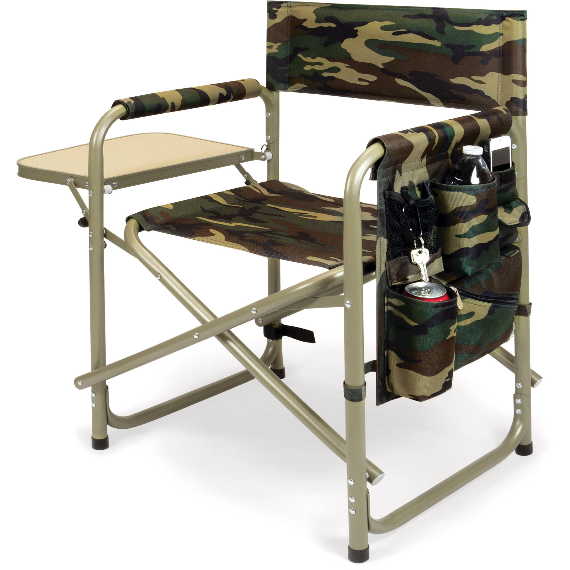 Picnic Time Sports Chair Camo 809 00 182 000 0 B Amp H Photo