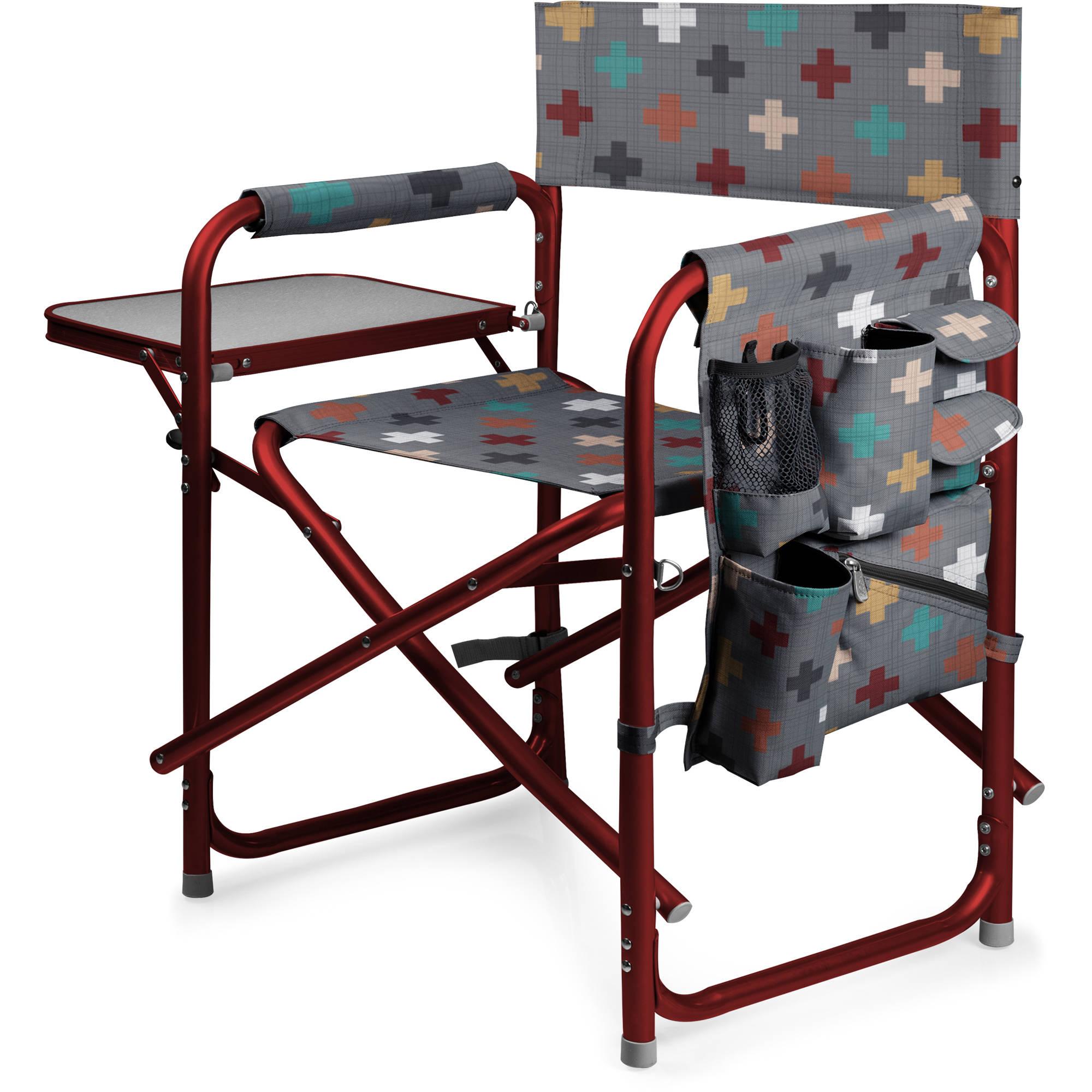 Picnic Time Sports Chair (Pixels)
