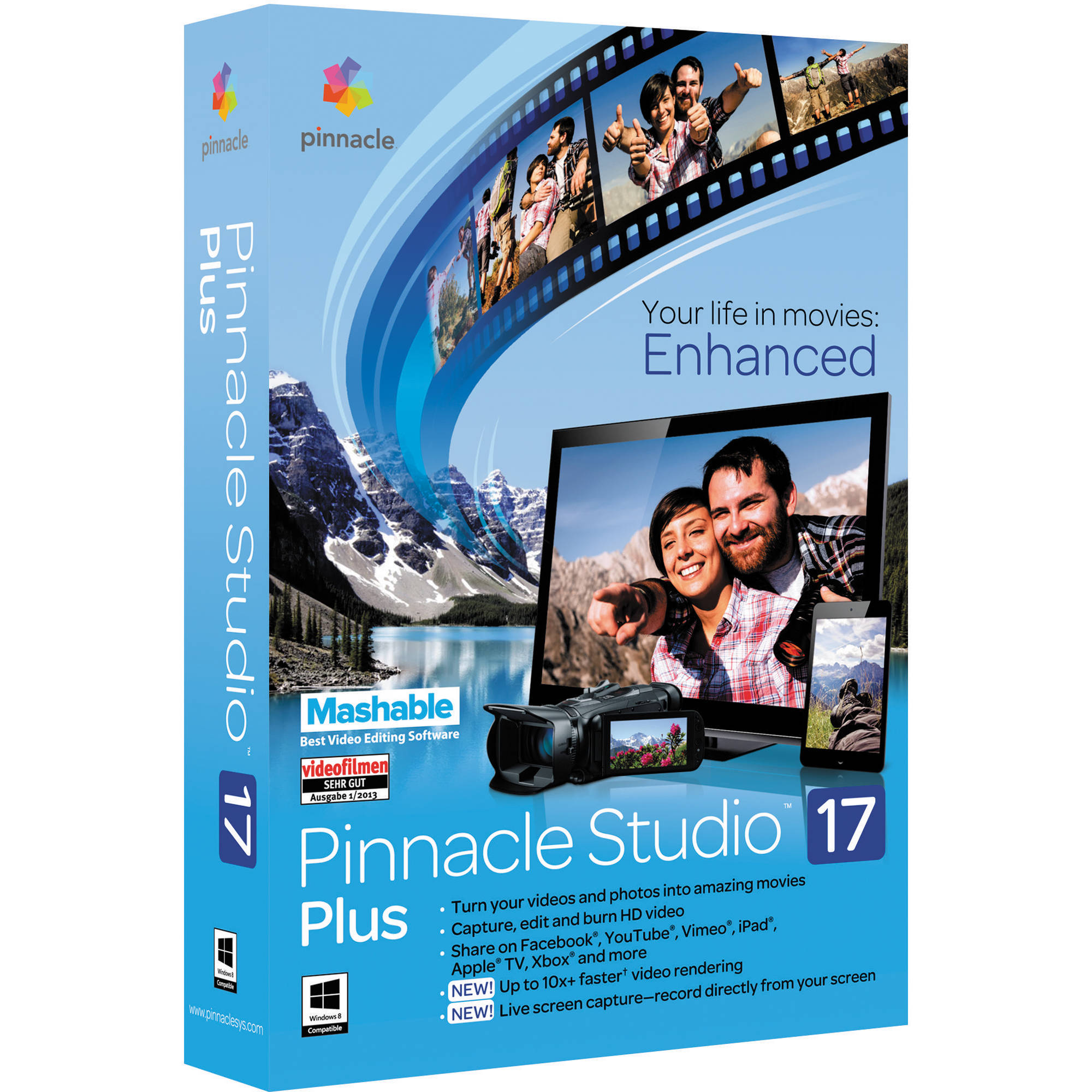 pinnacle pinnacle studio 17 plus download pinnaclestudio17plus