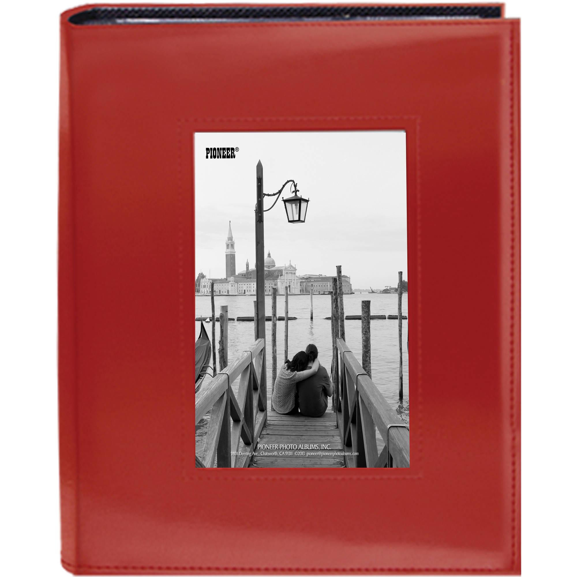 Nutmeg Photo Album (Stores 48 4-inch x 6-inch)