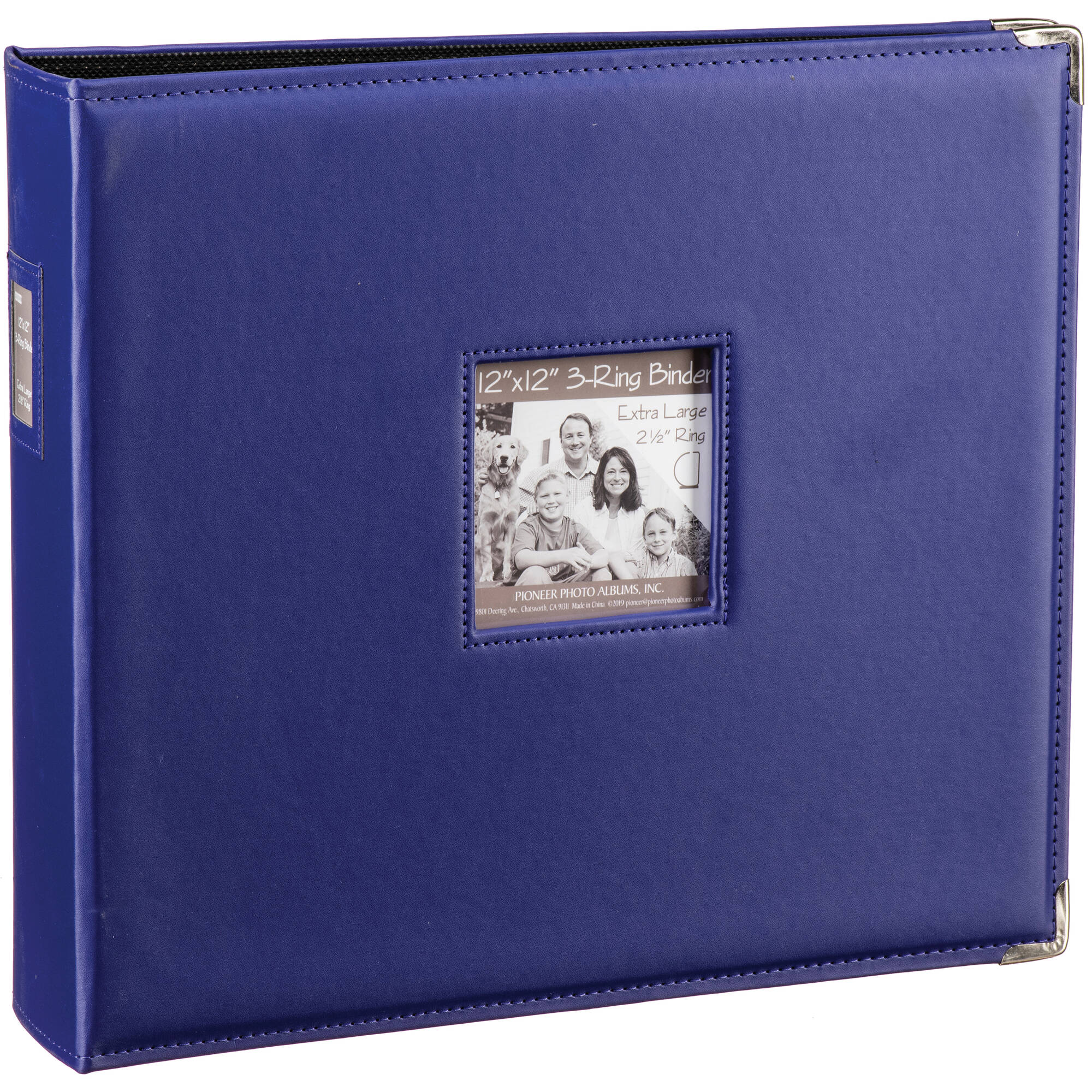 Pioneer Photo Albums T 12jf 12x12 3 Ring Binder T12jfcpr