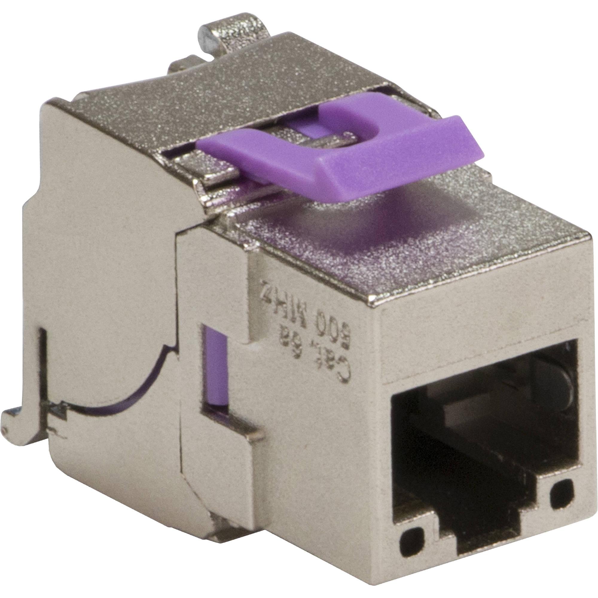 Platinum Tools Keystone Cat 6a Shielded Jack 751 1 Bh Photo Wiring