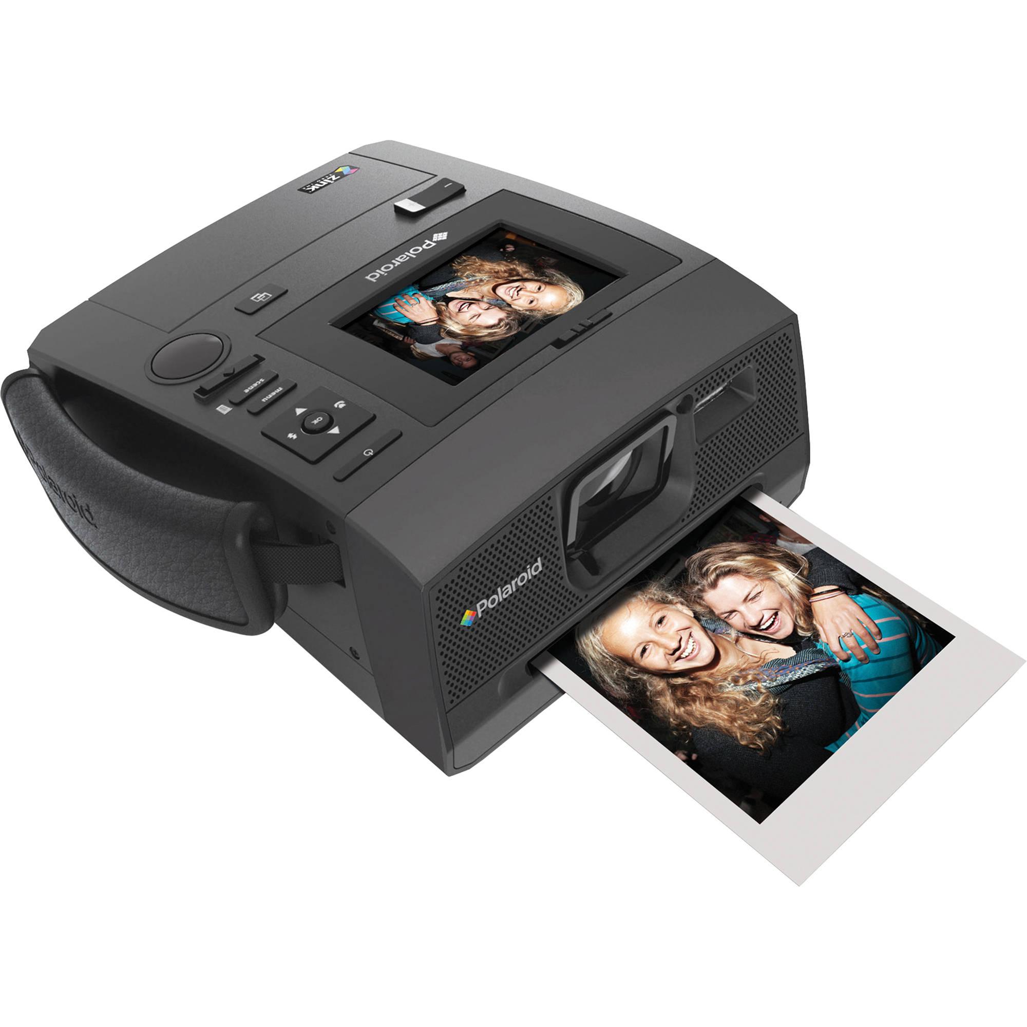 polaroid z340 instant digital camera with universal polz340uni rh bhphotovideo com Instruction Manual Book User Manual Template