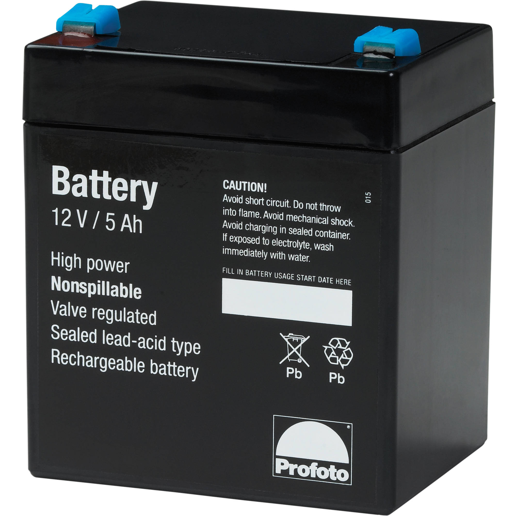 Lead Acid Battery : Profoto lead acid battery b h photo video
