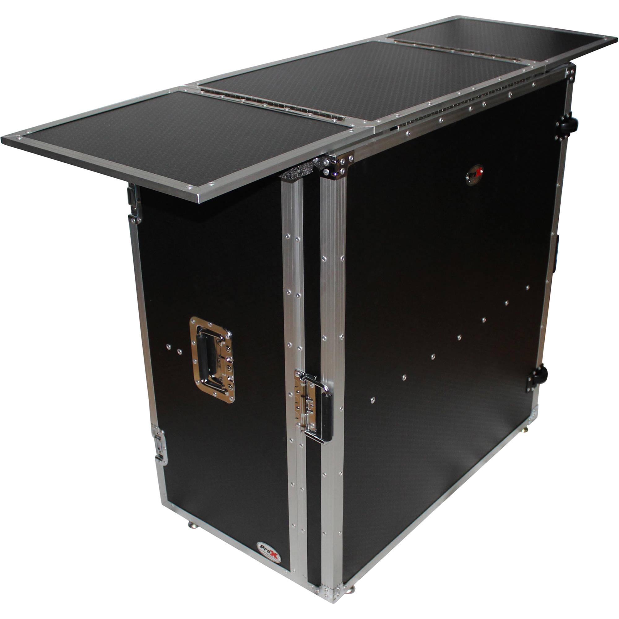 Prox Transformer Series Fold Away Dj Performance Desk Xs Djstn