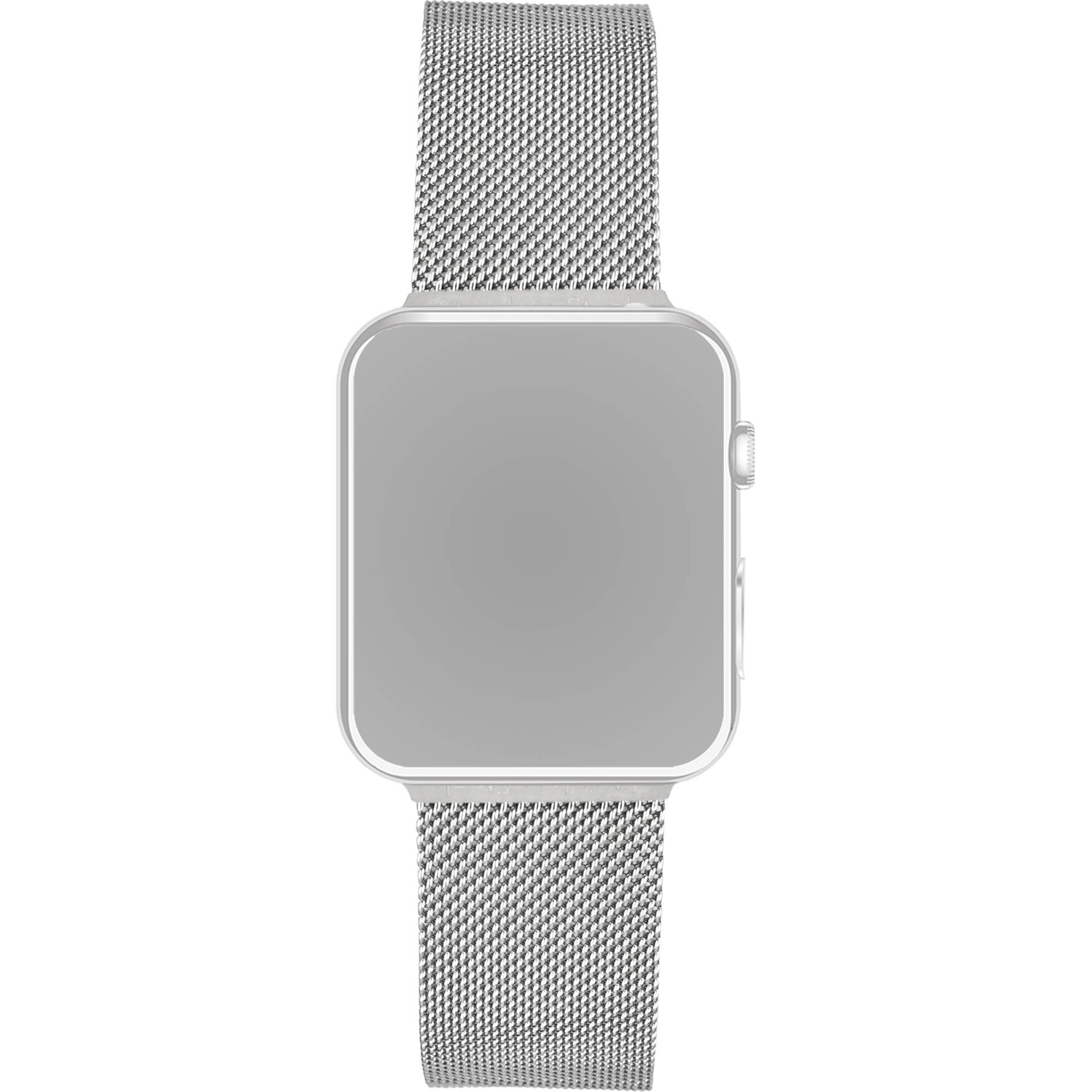 grey comments aluminum applewatch milanese space decent on the loop looks quite silver watches actually r