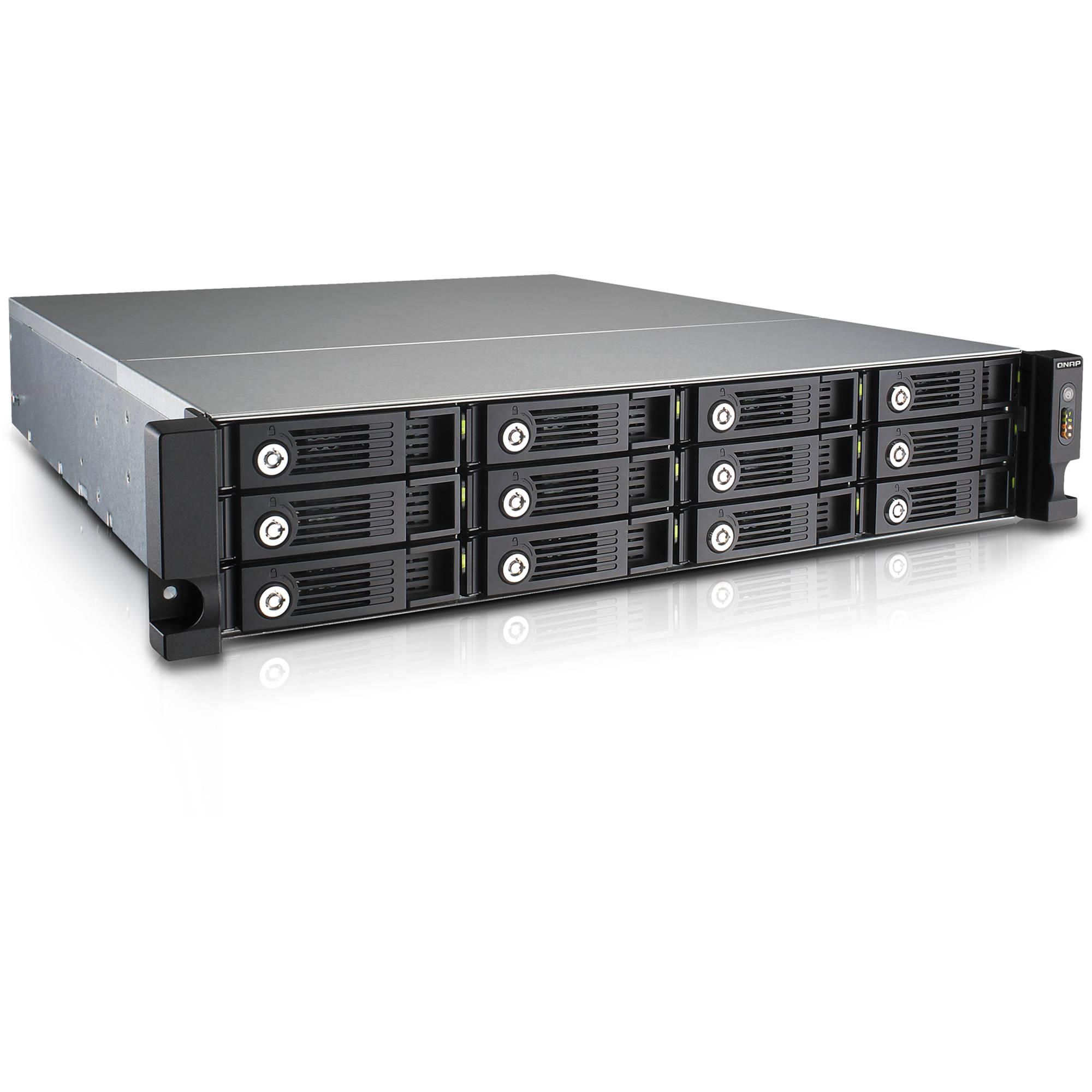 QNAP TS-1270U Turbo NAS Download Drivers