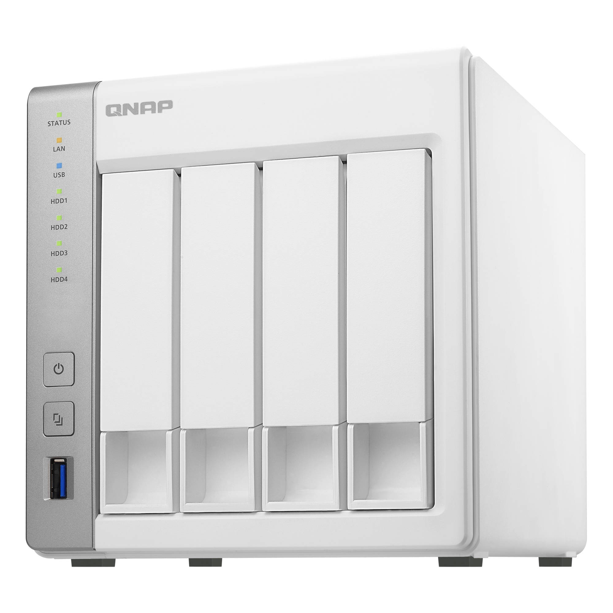 Qnap Ts 431p 4 Bay Nas Enclosure Ts 431p Us B Amp H Photo Video