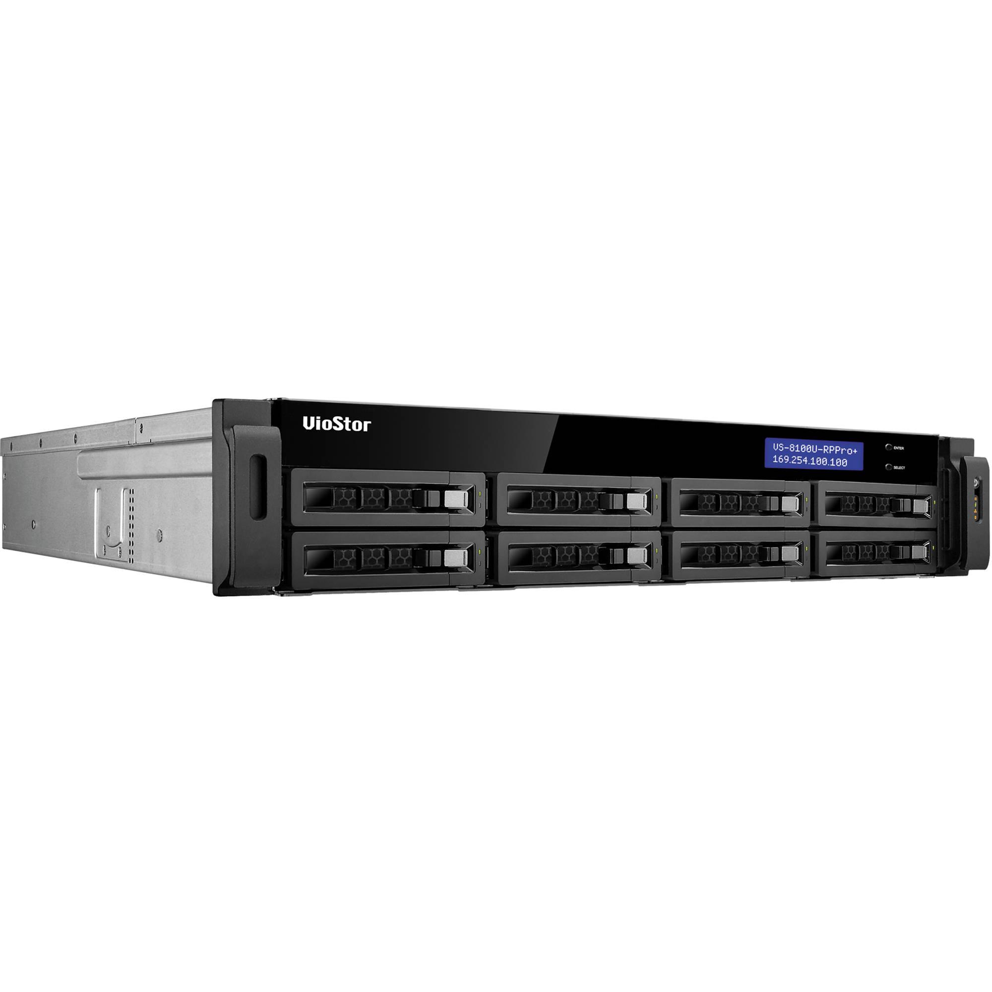 QNAP VS-8140 Pro+ NVR Driver for Windows 10
