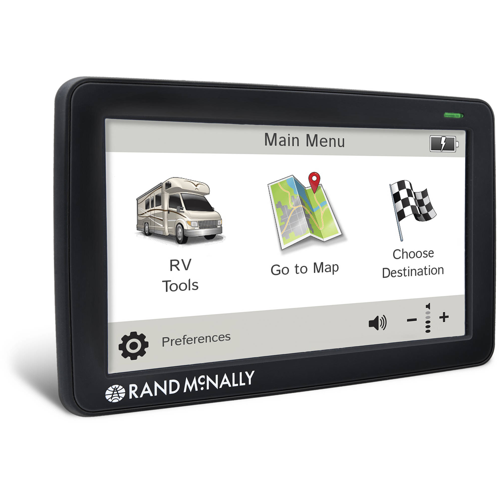 Rand Mcnally Gps >> Rand McNally RVND 7730 LM GPS Device 528012274 B&H Photo Video