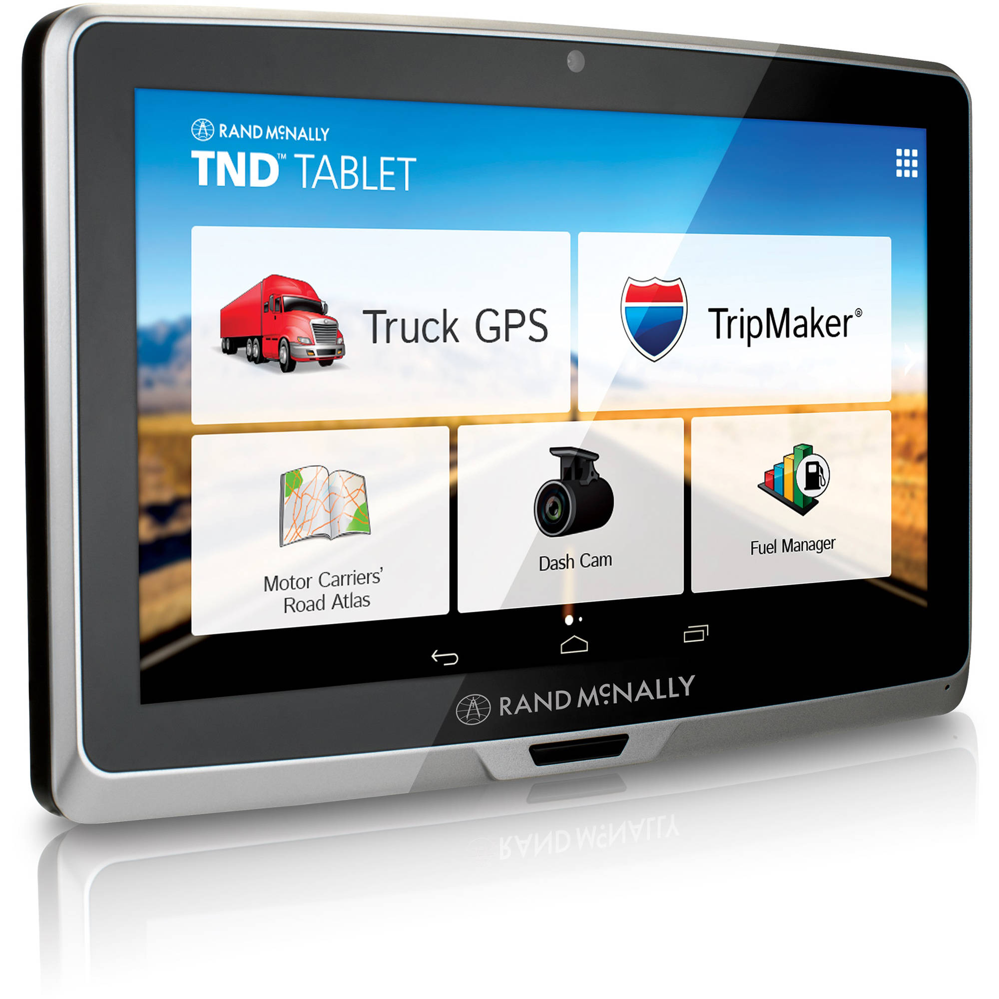 Rand Mcnally Gps >> Rand McNally TND Tablet 70 GPS Device 528014064 B&H Photo Video