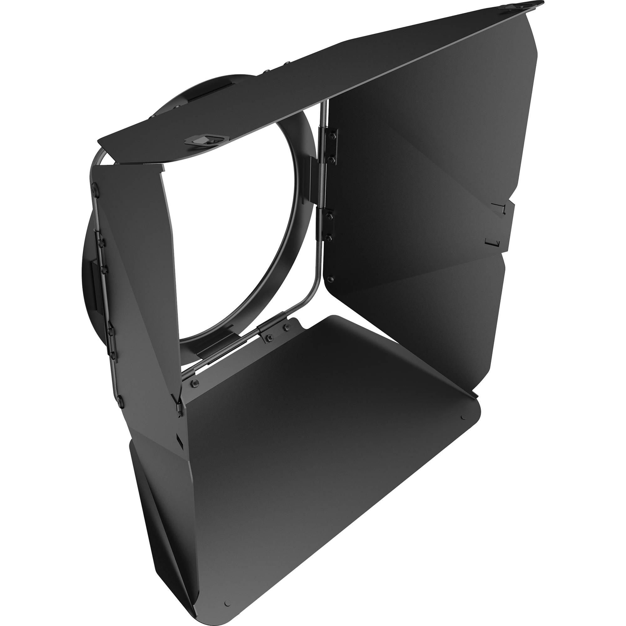 Rayzr 7 8 Leaf Barndoor For Rayzr 7 Led Fresnel 10101051 Bh