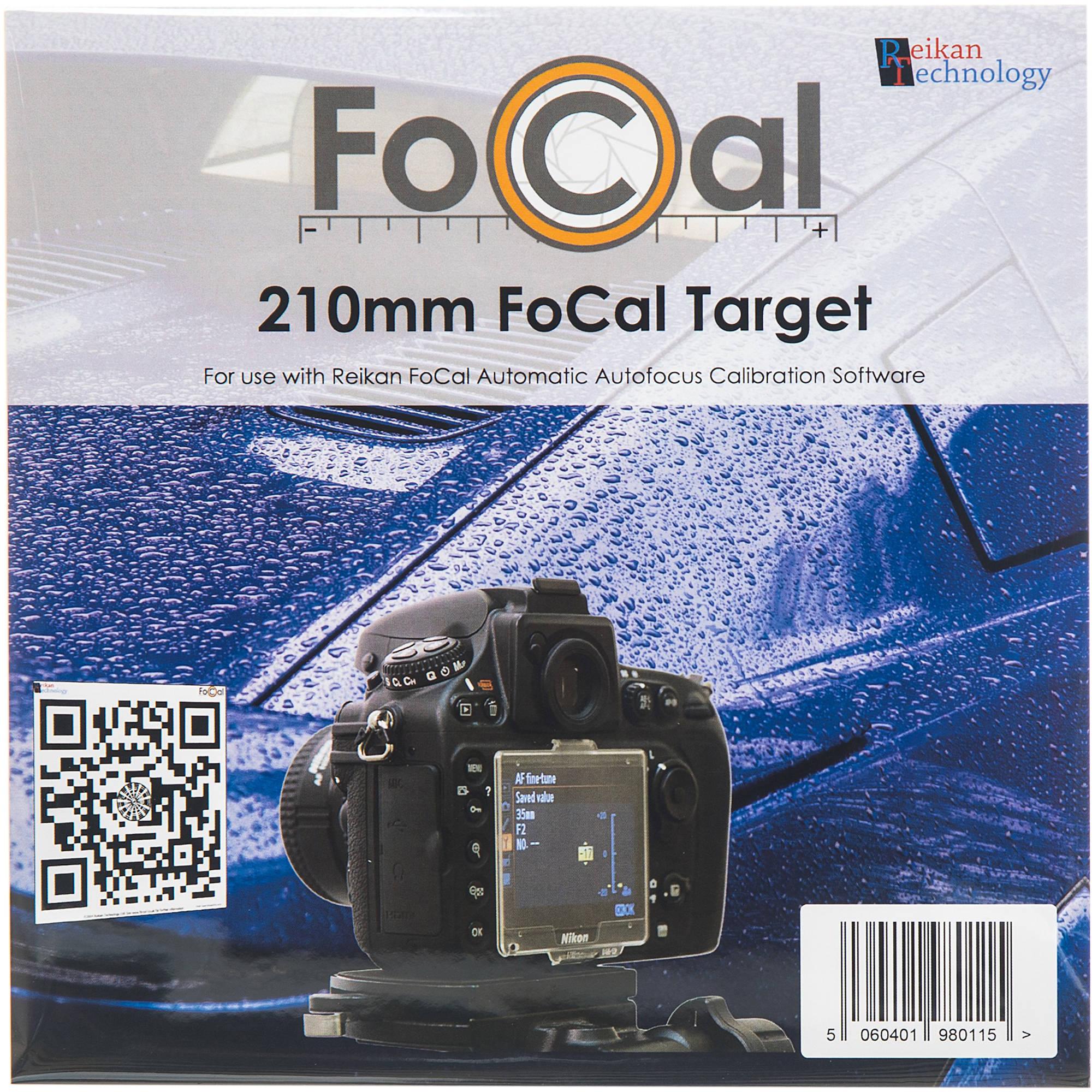 Reikan Focal Focal Large Hard Target 210mm 98011 Bh Photo