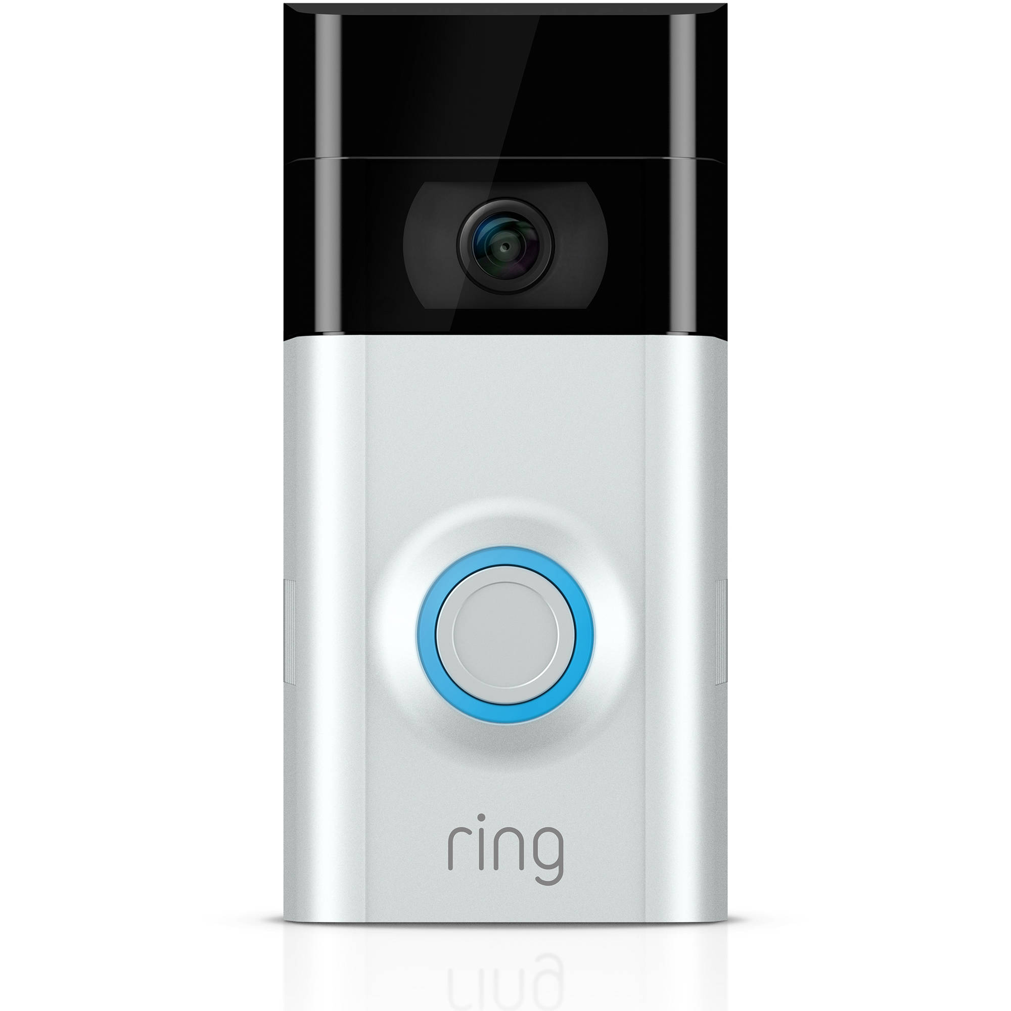Ring 1080p Video Doorbell 2 With Night Vision 8vr1s7 0en0 B H