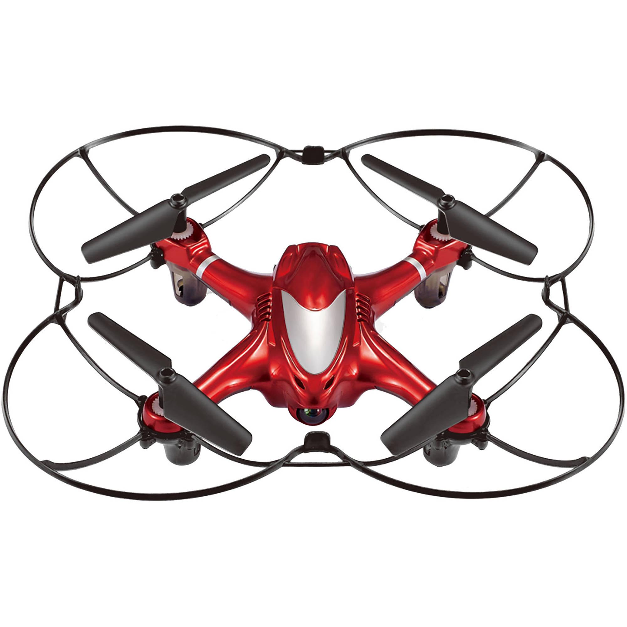 riviera nano cam quadcopter red black riv 700c rb b h photo  riviera nano cam quadcopter red black