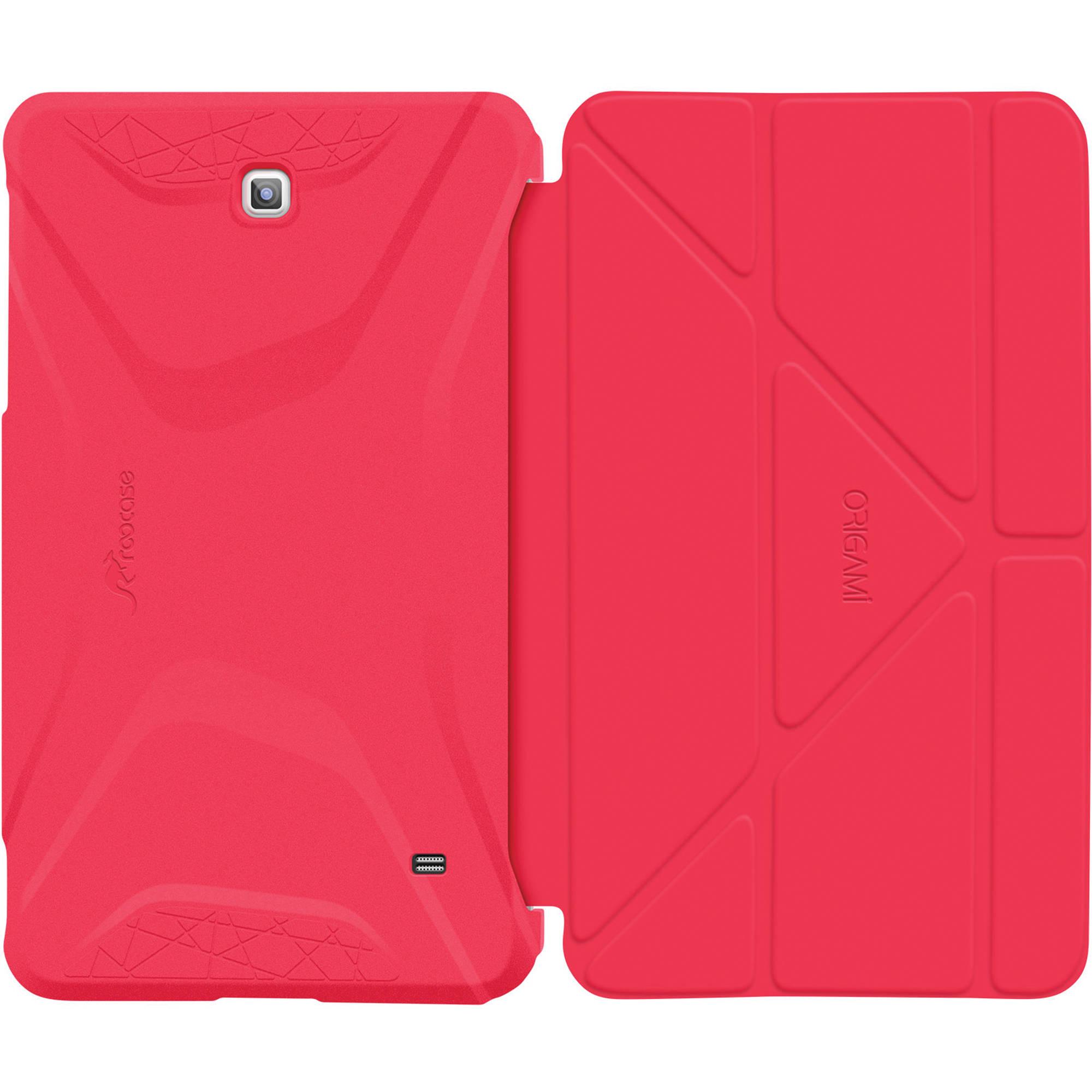 fa9dc4b77b6 rooCASE Origami 3D Slim Shell Folio RC-GALX7-TAB4-OG-SS-PR/RP