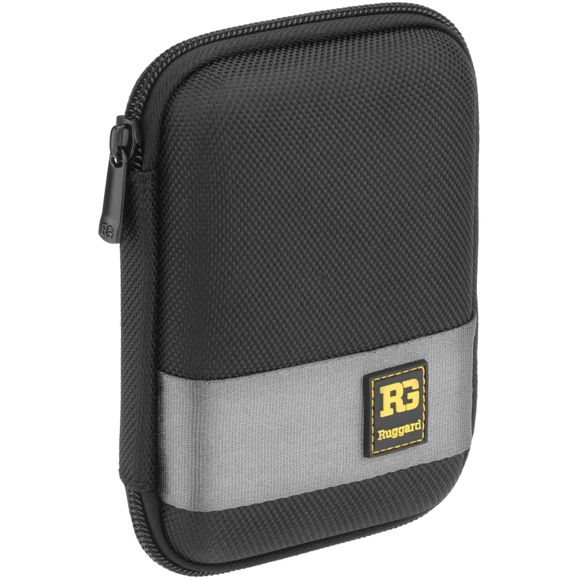 Ruggard HCY-PVB Portable Hard Drive Case HCY-PVB B&H Photo Video