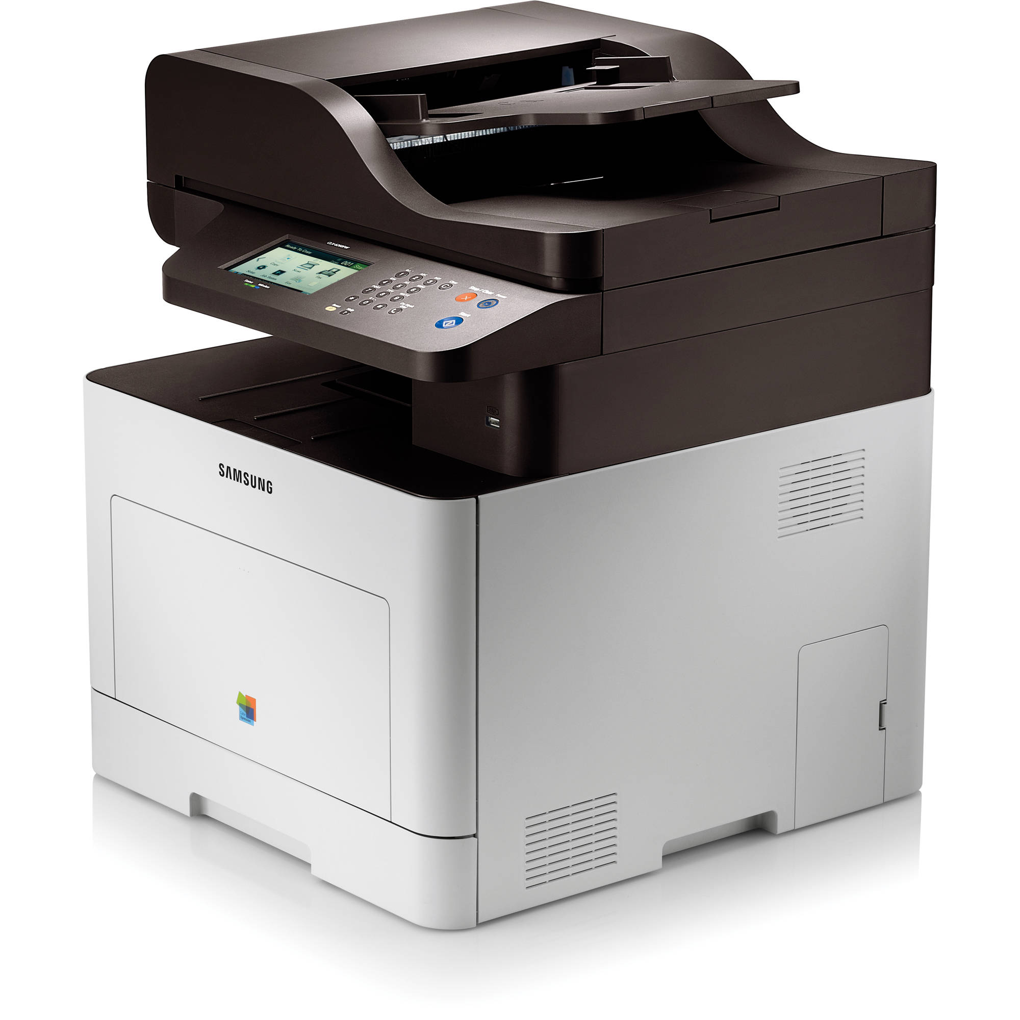 Samsung CLP-6260FW Color All-in-One Laser Printer CLX