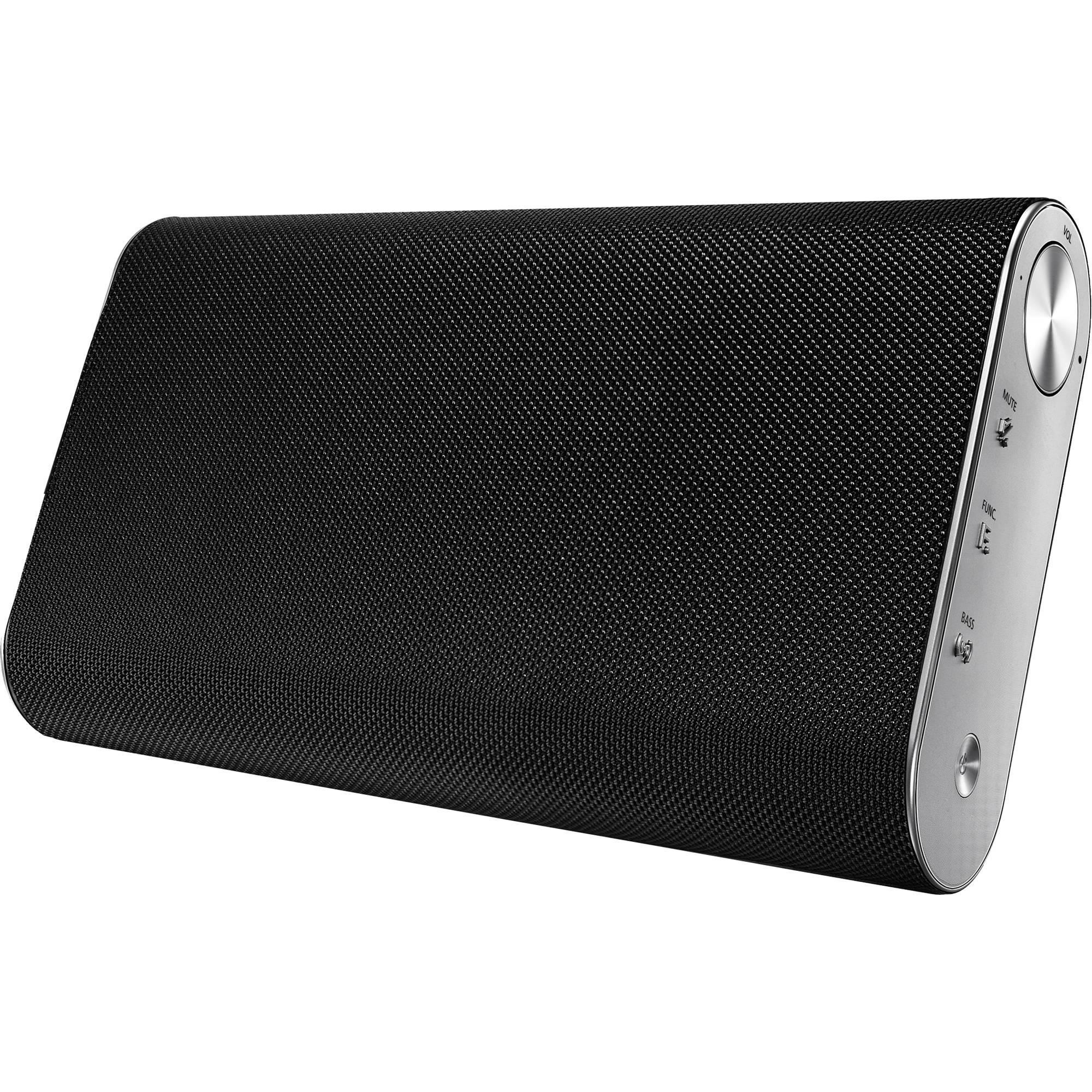 Samsung Portable Wireless Speaker With NFC (Black) DA-F60